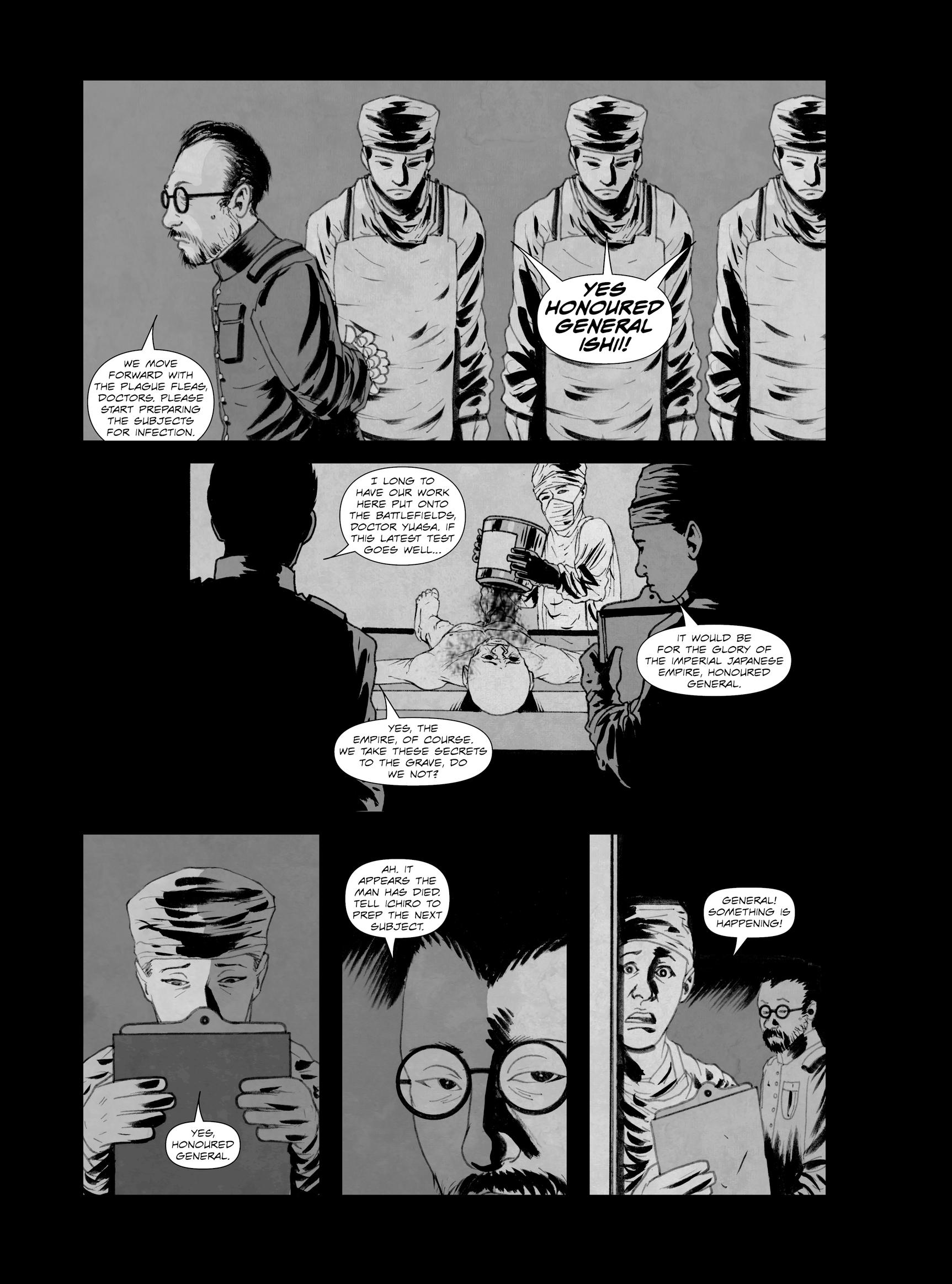 Read online FUBAR comic -  Issue #2 - 105