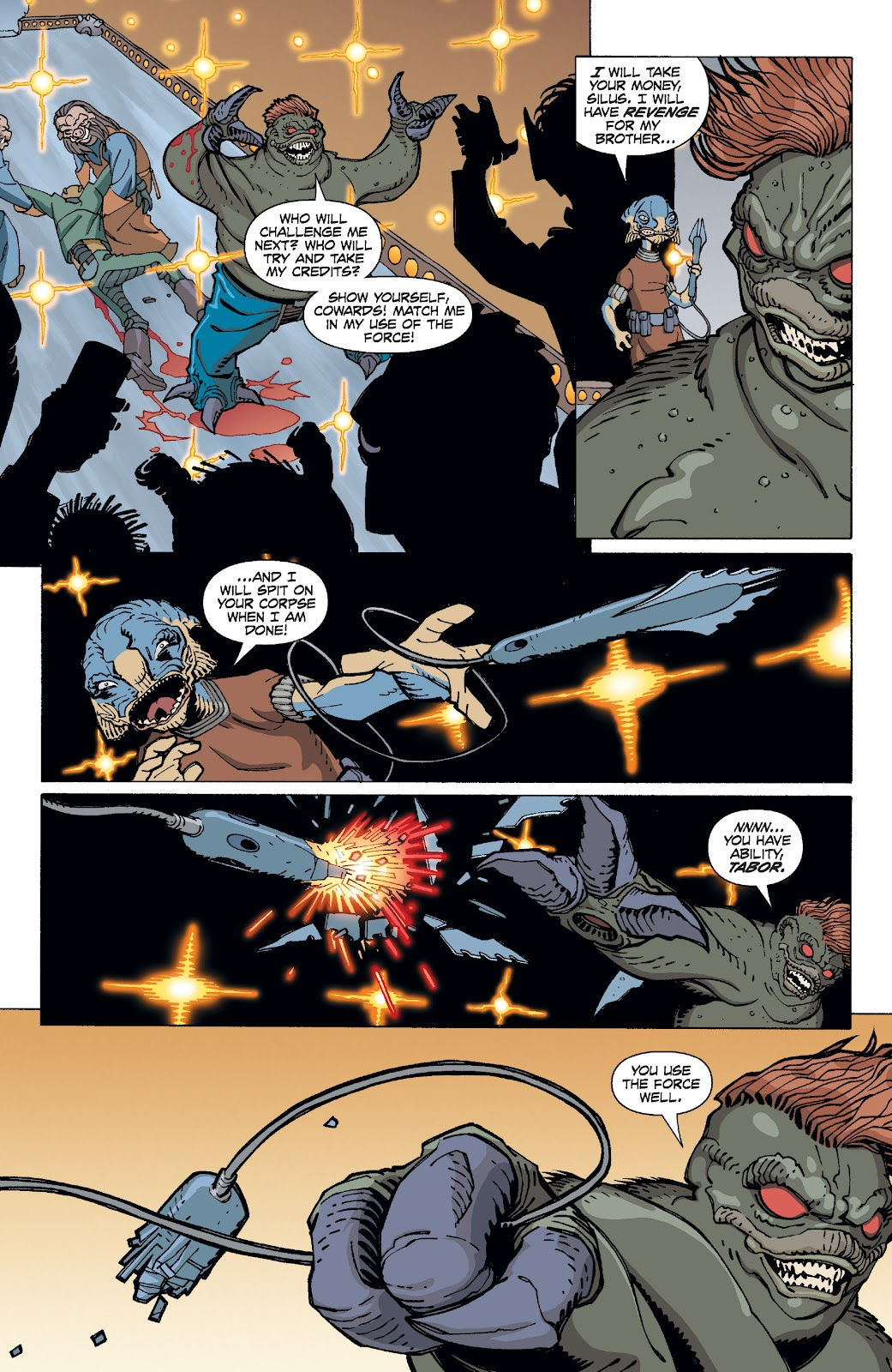 Read online Star Wars Legends: Rise of the Sith - Epic Collection comic -  Issue # TPB 1 (Part 4) - 59