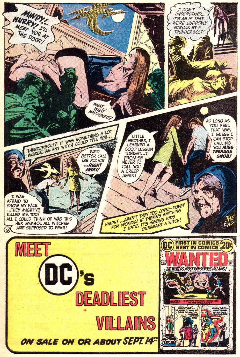 The Witching Hour (1969) issue 25 - Page 31