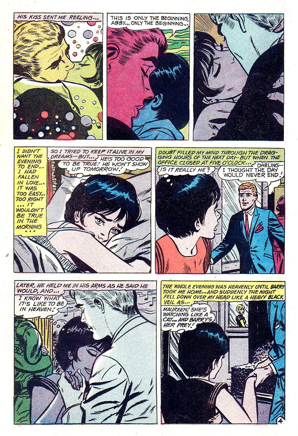 Read online Secret Hearts comic -  Issue #131 - 15