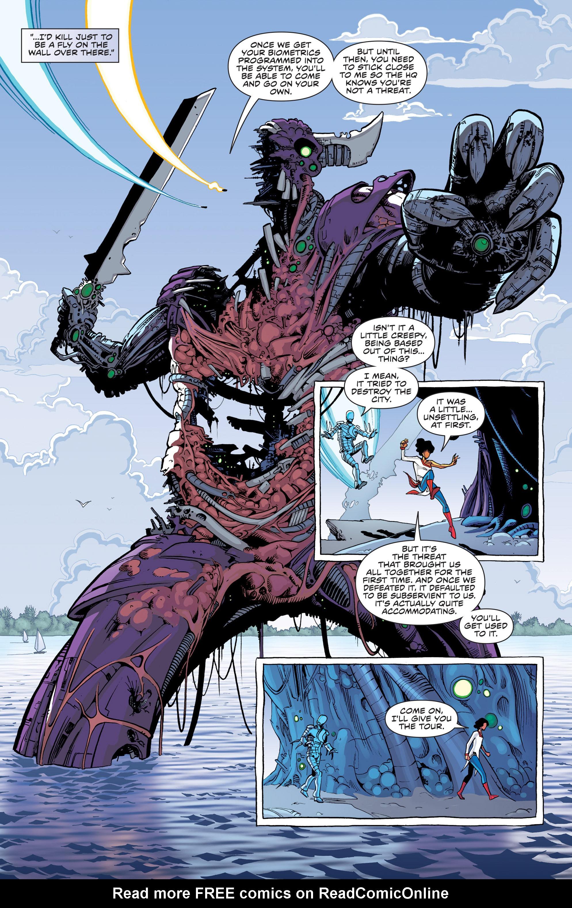 Read online Secret Identities comic -  Issue # _TPB - 28