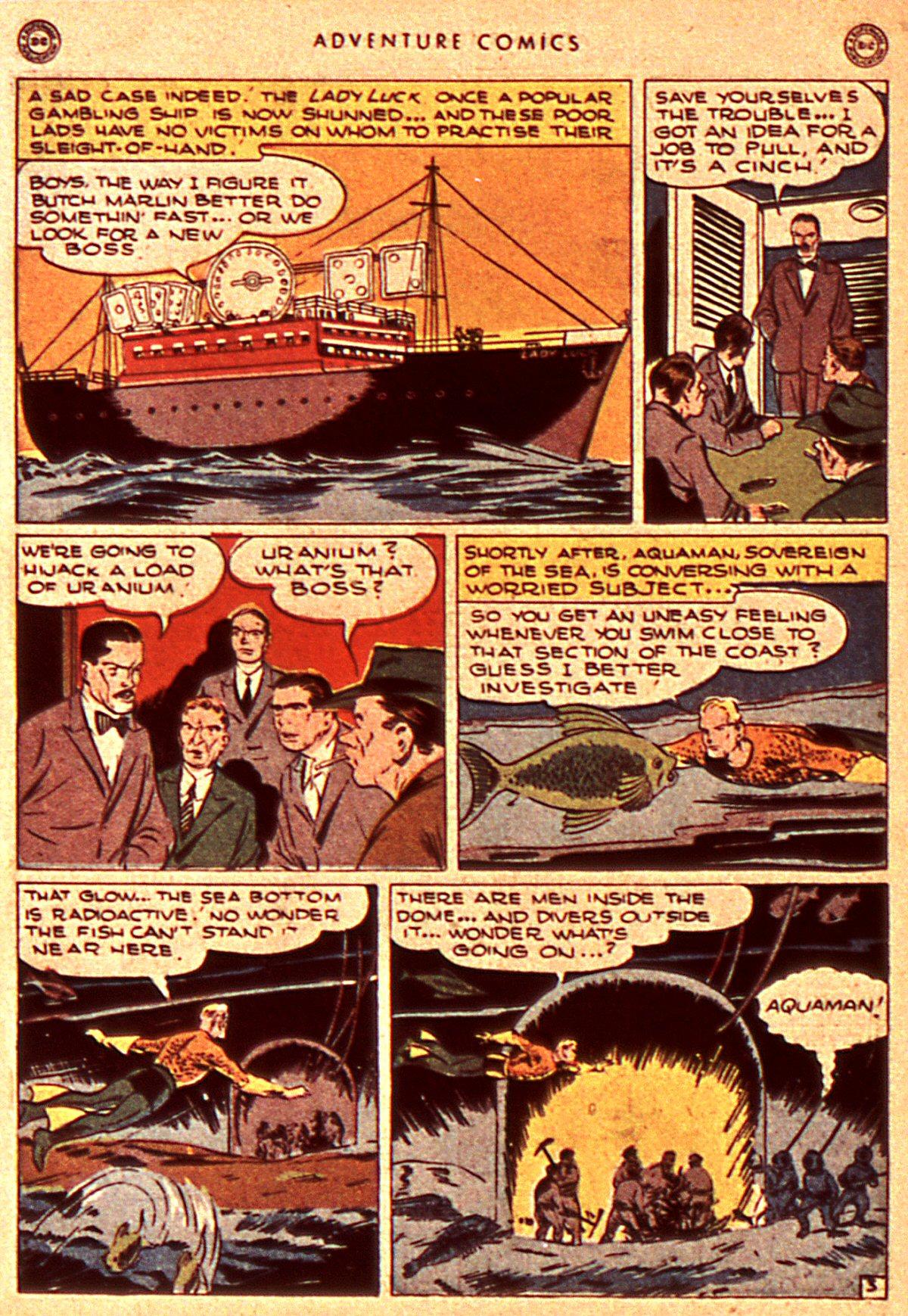 Read online Adventure Comics (1938) comic -  Issue #106 - 44