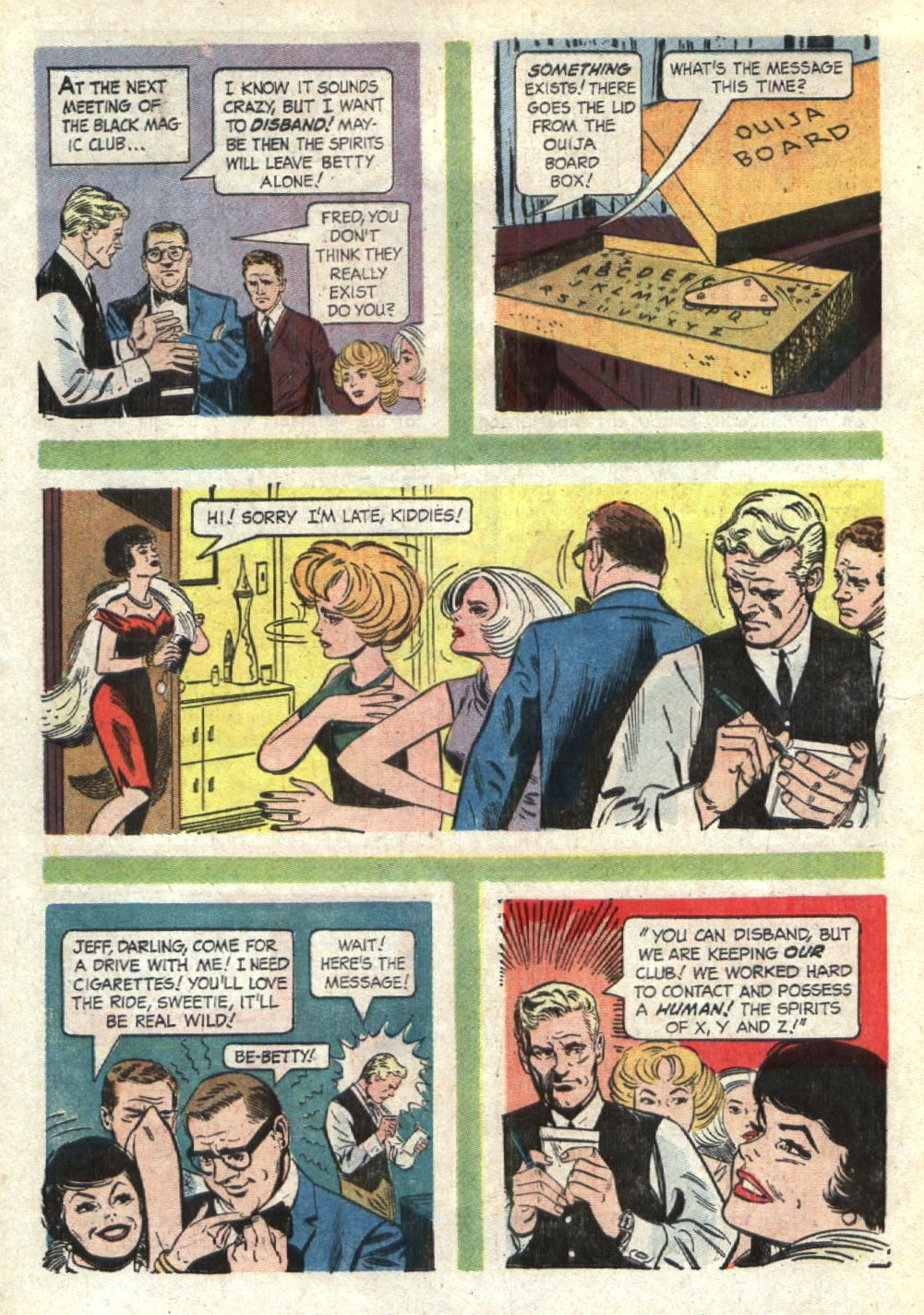 Boris Karloff Tales of Mystery issue 5 - Page 22