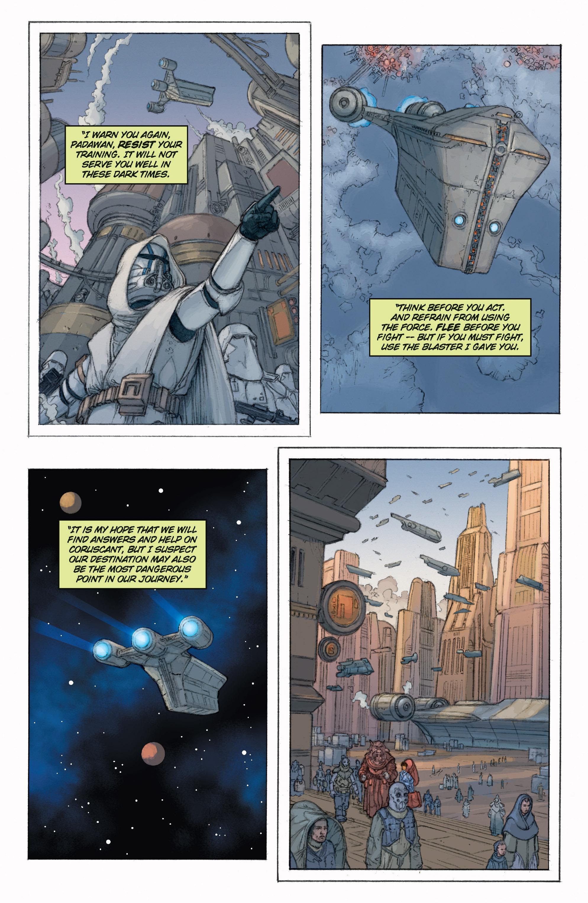 Read online Star Wars Omnibus comic -  Issue # Vol. 31 - 40