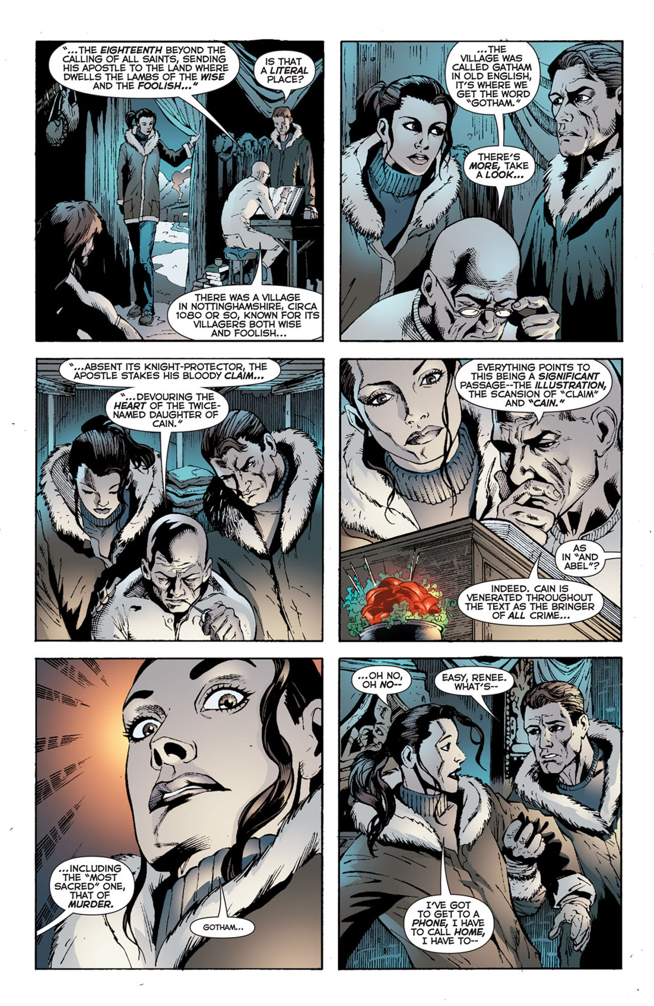 Read online 52 comic -  Issue #27 - 16