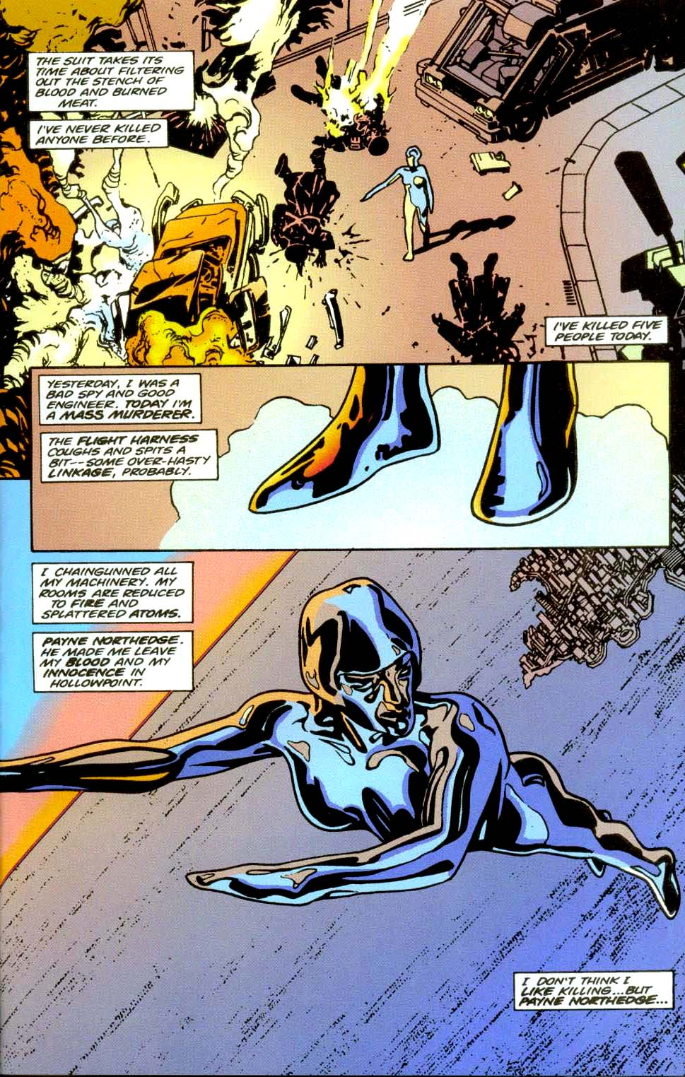 Read online 2099 Unlimited comic -  Issue #9 - 39