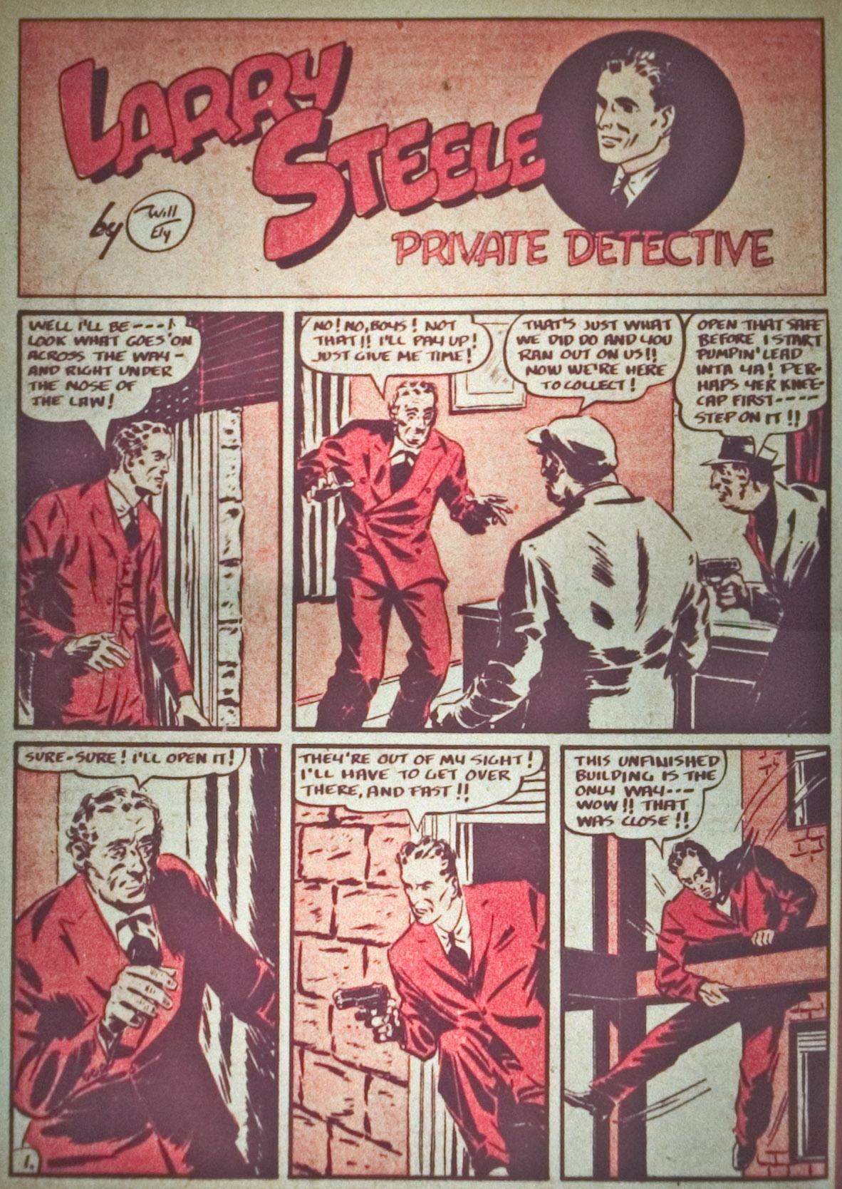 Detective Comics (1937) 29 Page 15