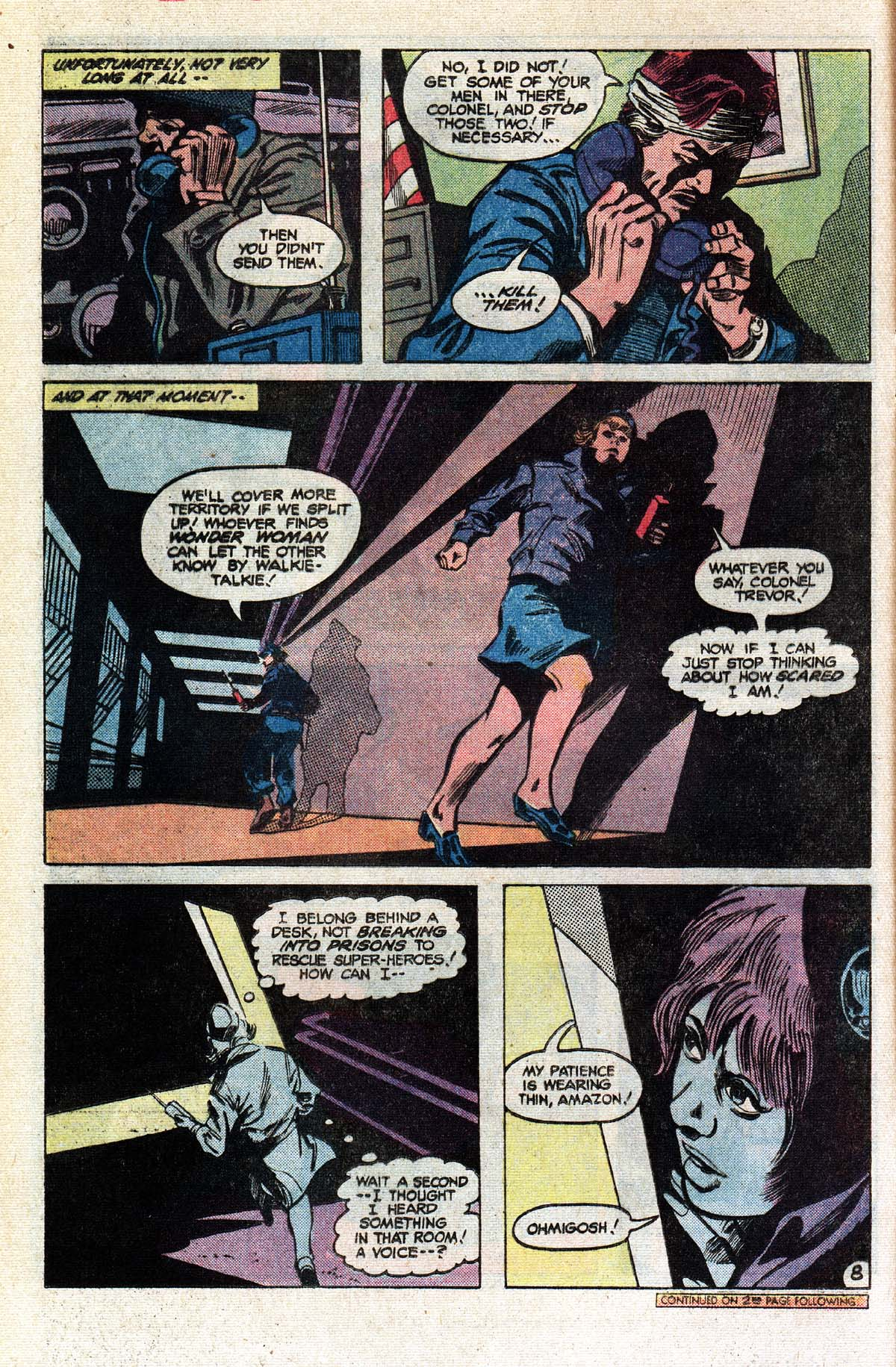 Read online Wonder Woman (1942) comic -  Issue #296 - 9