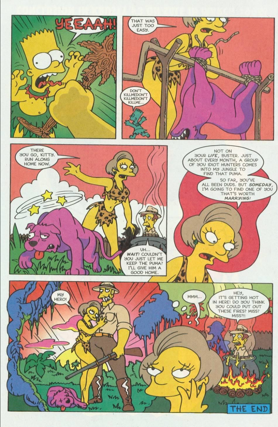 Read online Simpsons Comics comic -  Issue #8 - 30