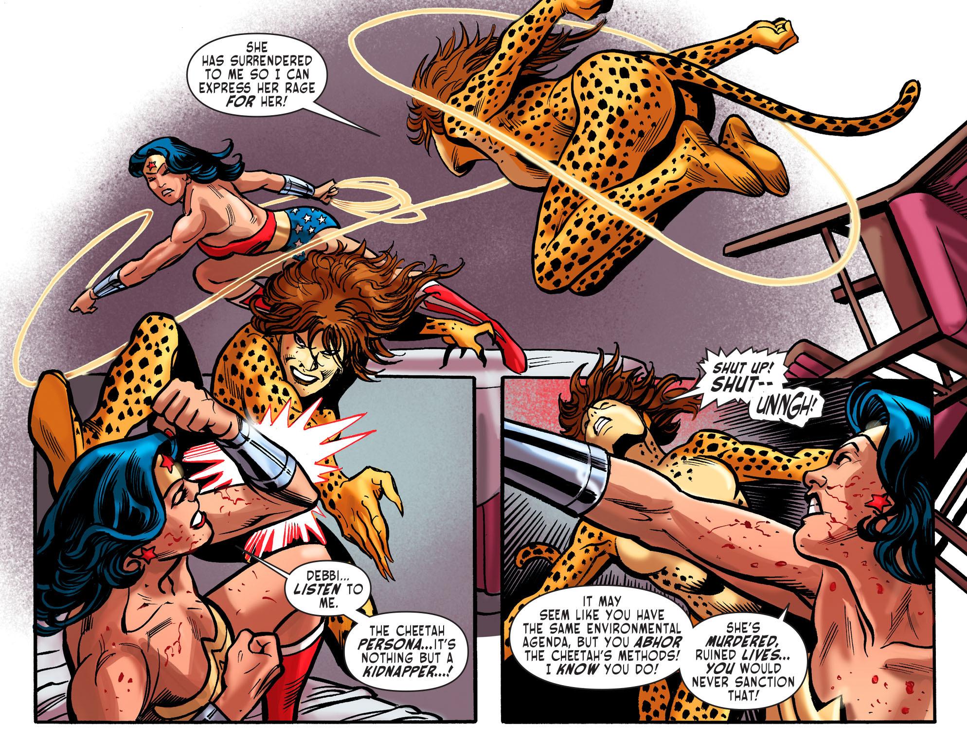 Read online Sensation Comics Featuring Wonder Woman comic -  Issue #41 - 16