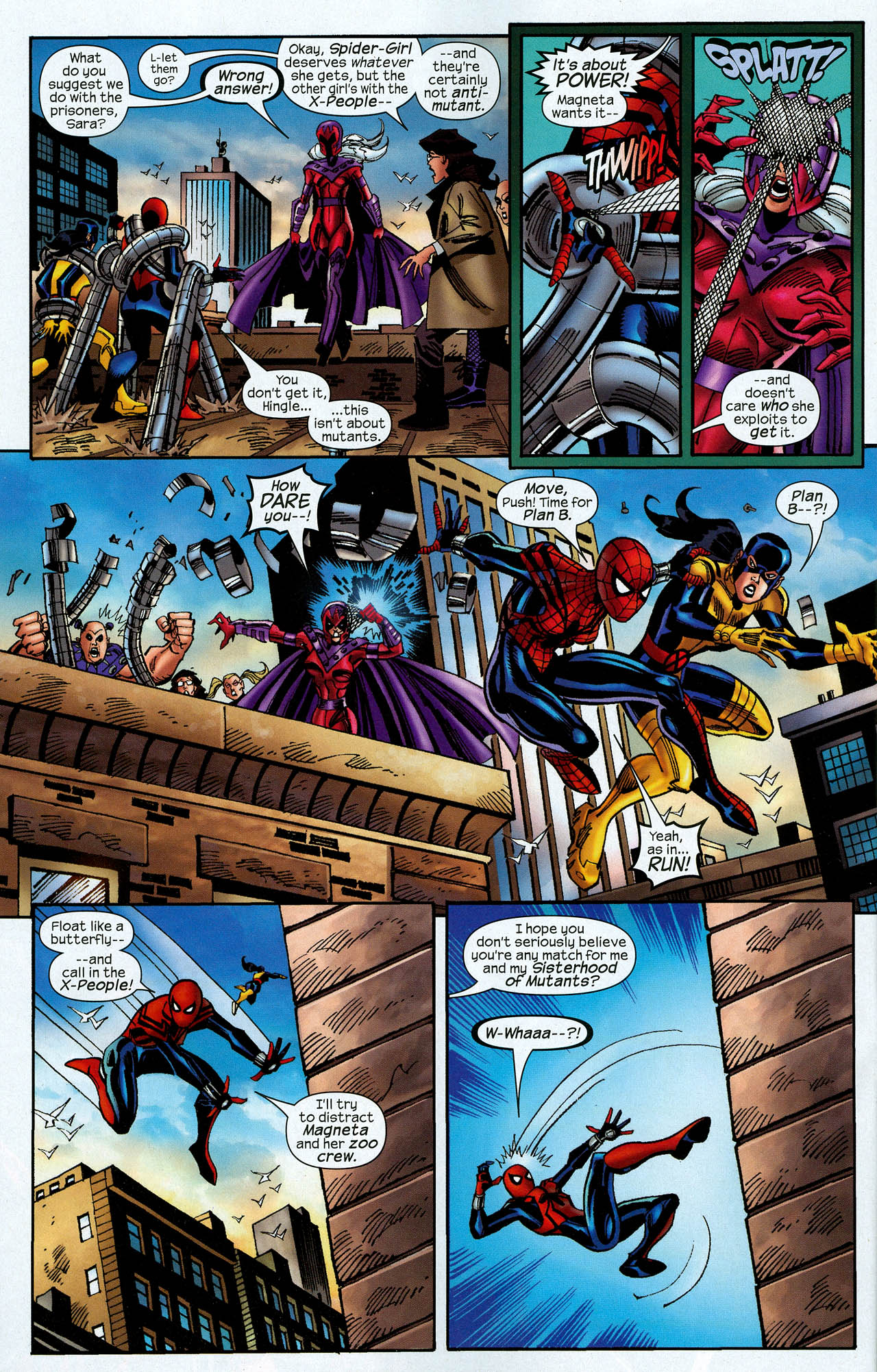 Read online Amazing Spider-Girl comic -  Issue #22 - 26