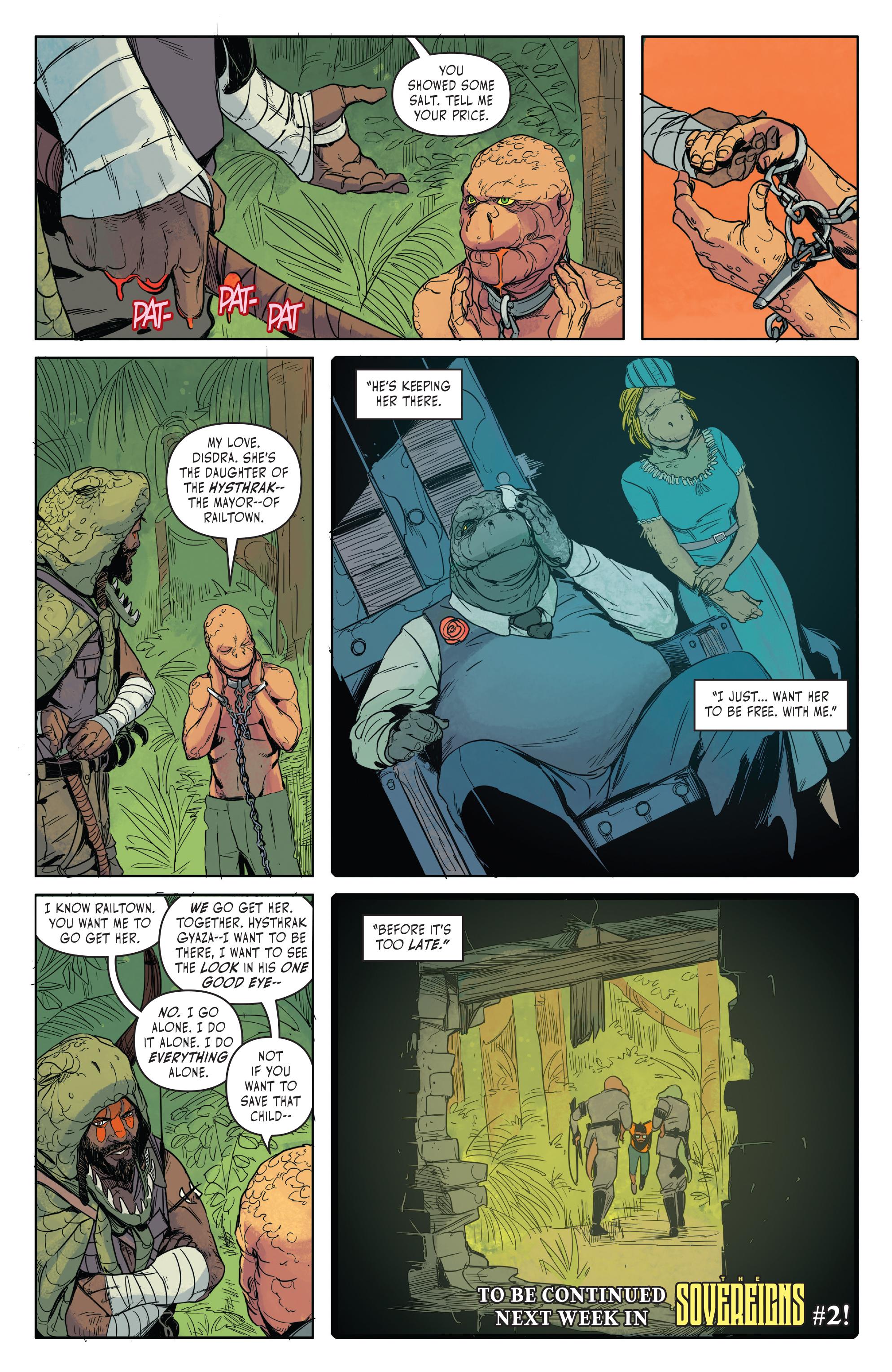 Read online Magnus comic -  Issue #1 - 27