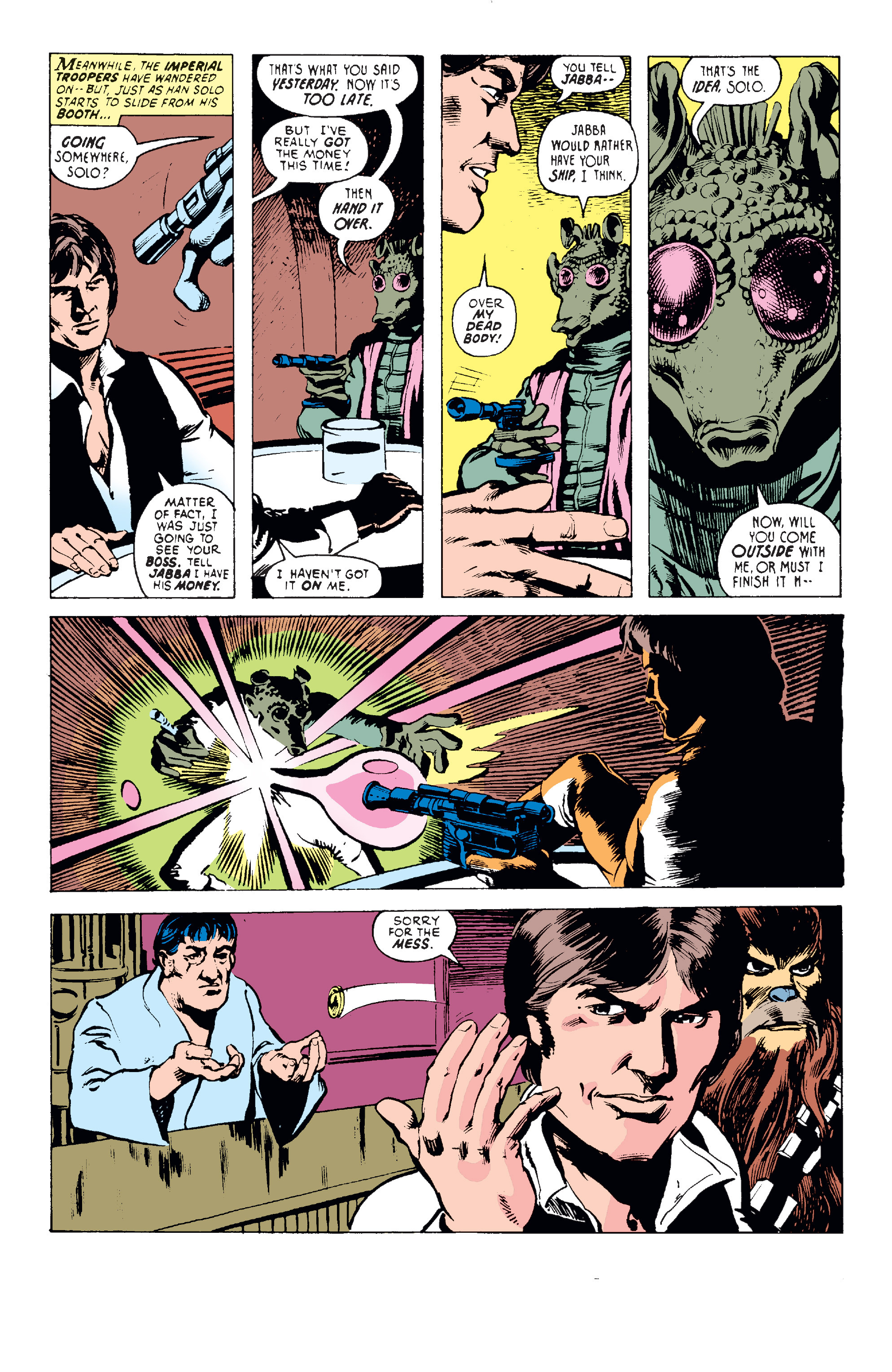 Read online Star Wars Omnibus comic -  Issue # Vol. 13 - 35