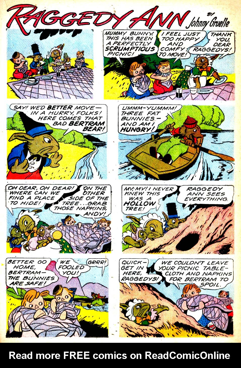 Four Color Comics issue 262 - Page 25