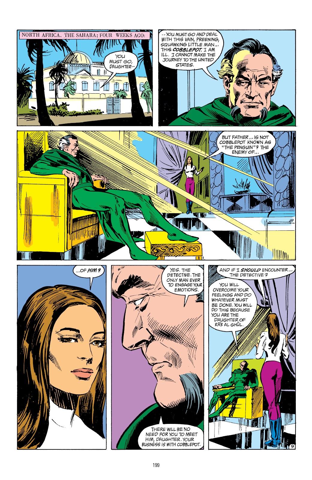 Read online Detective Comics (1937) comic -  Issue # _TPB Batman - The Dark Knight Detective 2 (Part 3) - 1