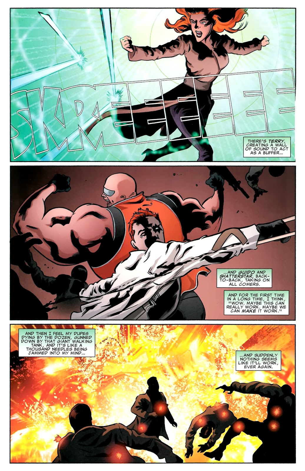 Read online X-Men: Second Coming Revelations comic -  Issue # TPB (Part 2) - 113