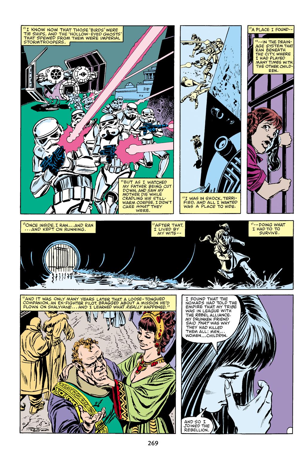 Read online Star Wars Omnibus comic -  Issue # Vol. 16 - 265