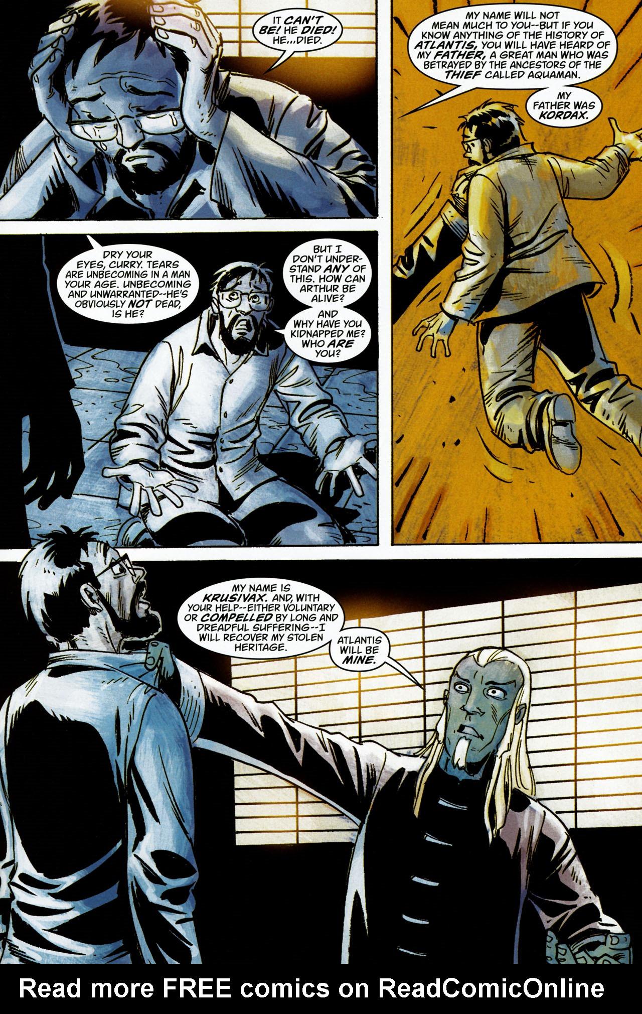 Read online Aquaman: Sword of Atlantis comic -  Issue #53 - 14