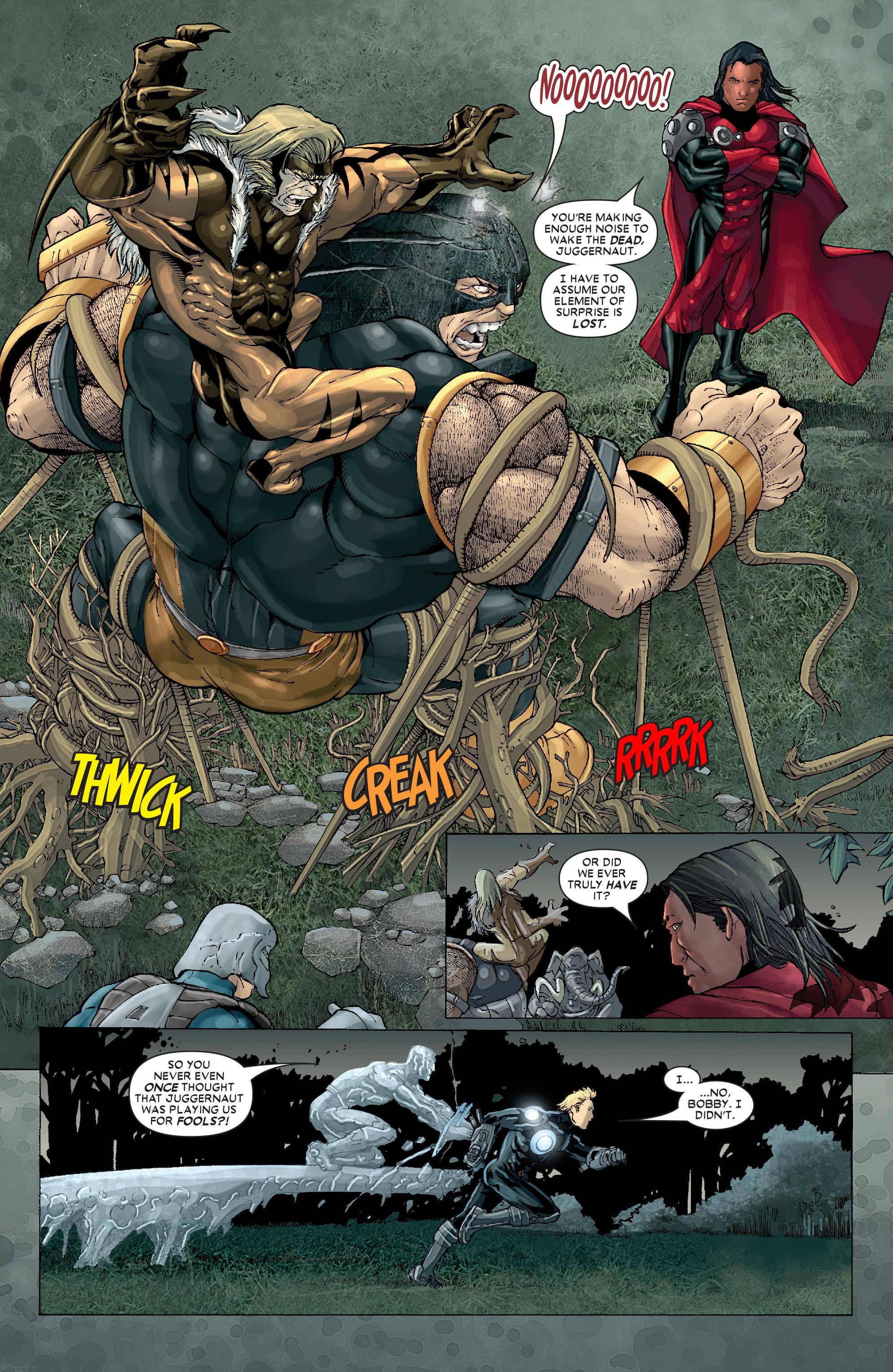 X-Men (1991) 162 Page 18