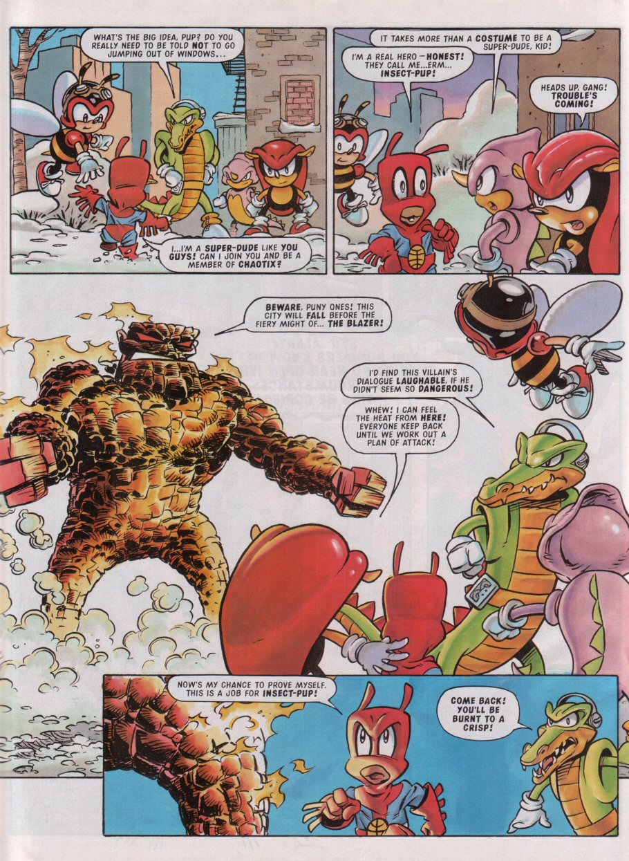 Read online Sonic the Comic comic -  Issue #93 - 6