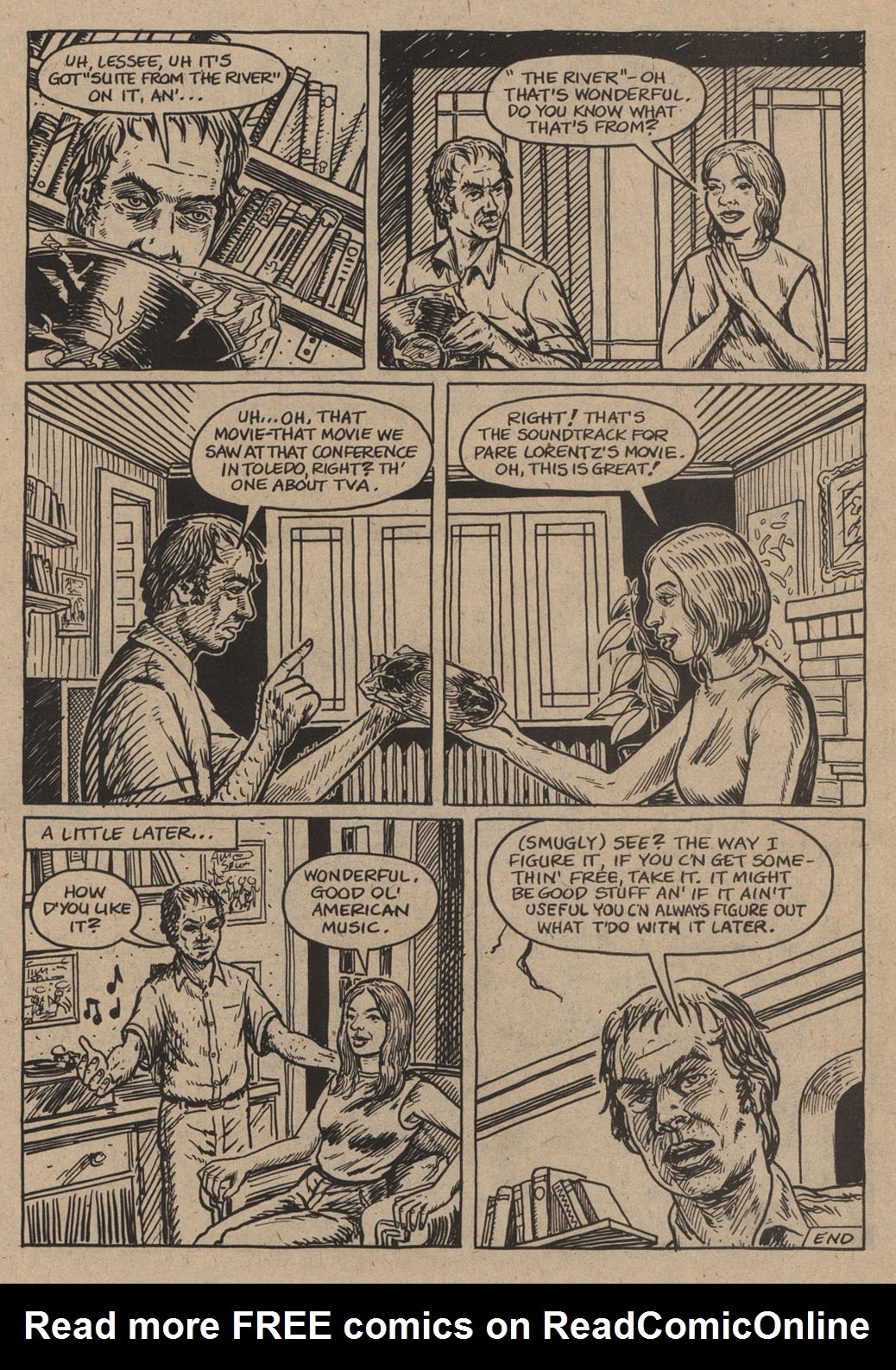 American Splendor (1976) issue 6 - Page 41