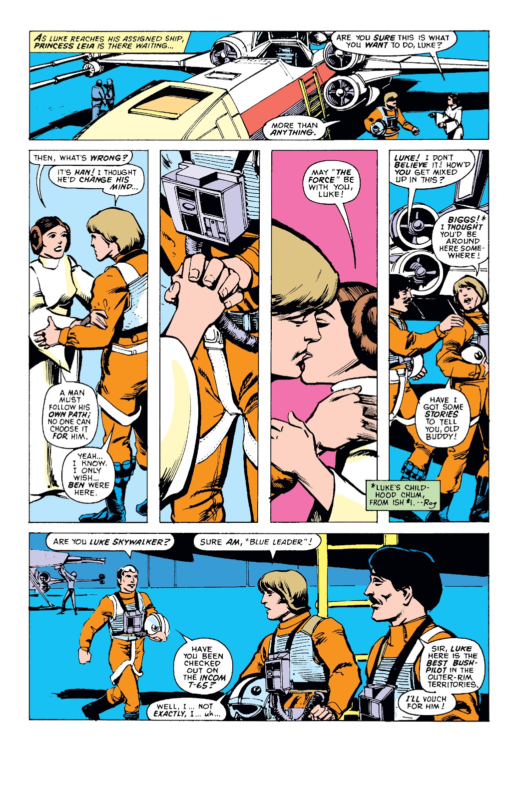 Read online Star Wars Legends: The Original Marvel Years - Epic Collection comic -  Issue # TPB 1 (Part 1) - 95
