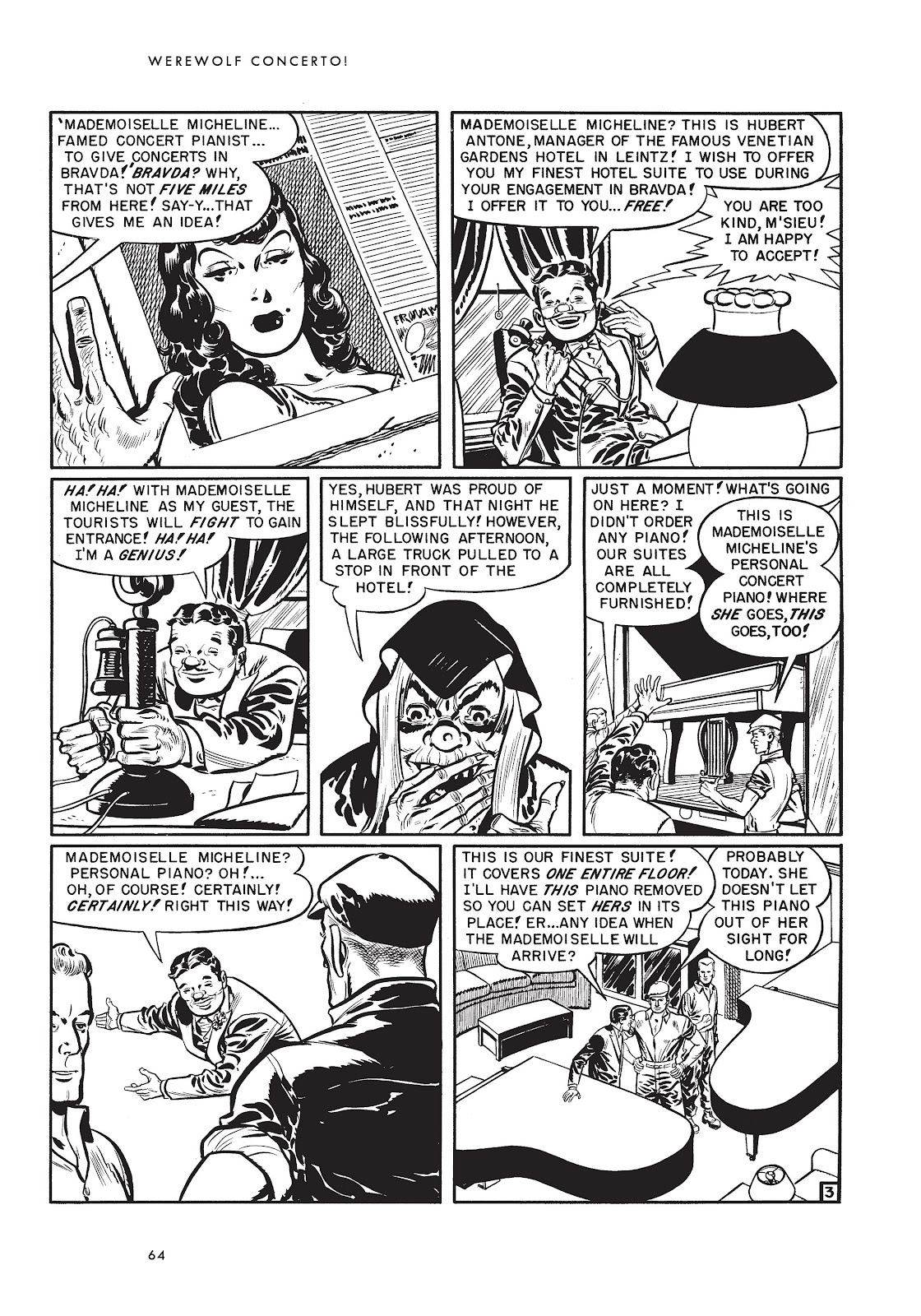 Read online Voodoo Vengeance and Other Stories comic -  Issue # TPB (Part 1) - 81