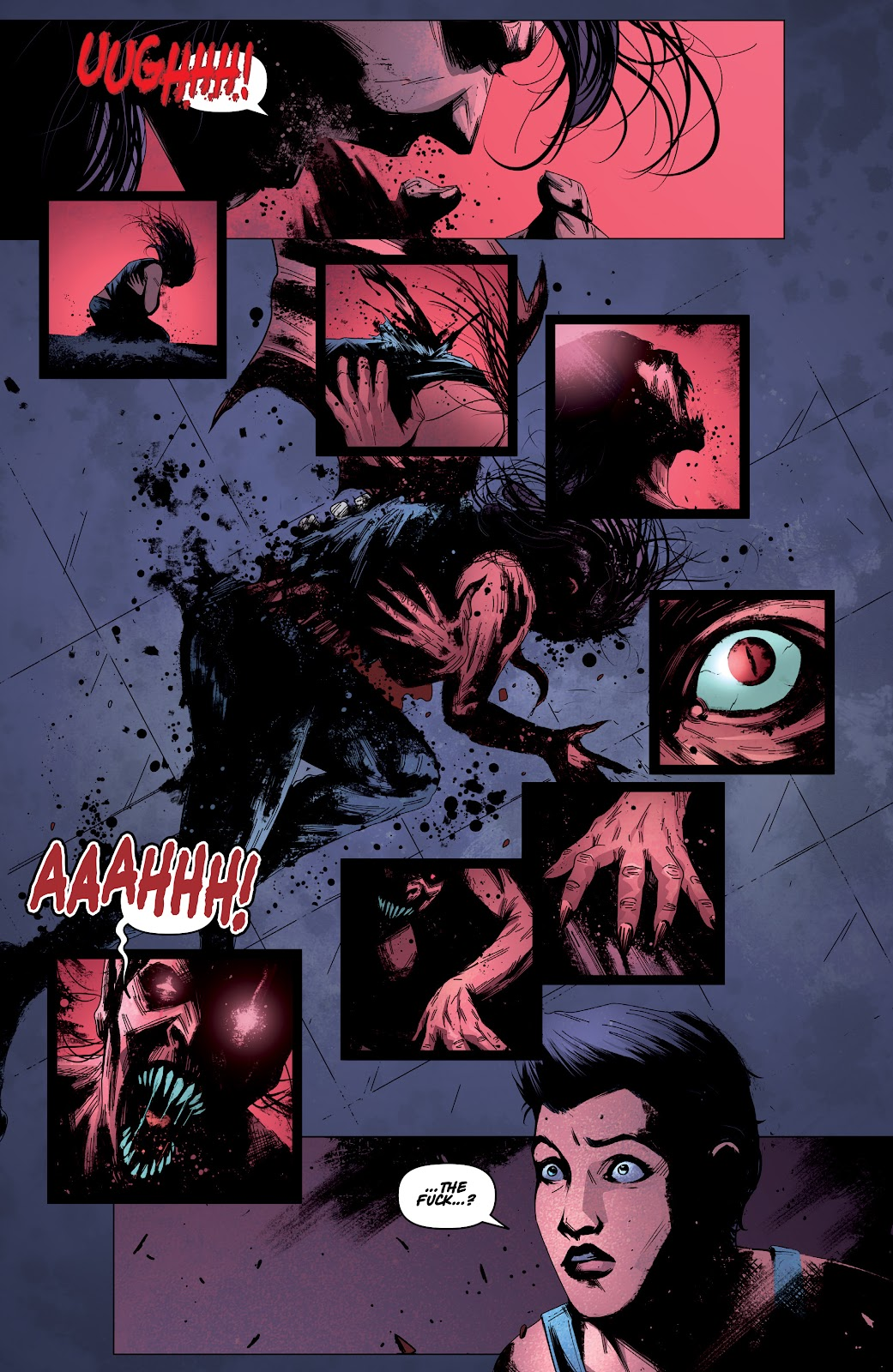 Read online Devil Within comic -  Issue #4 - 6