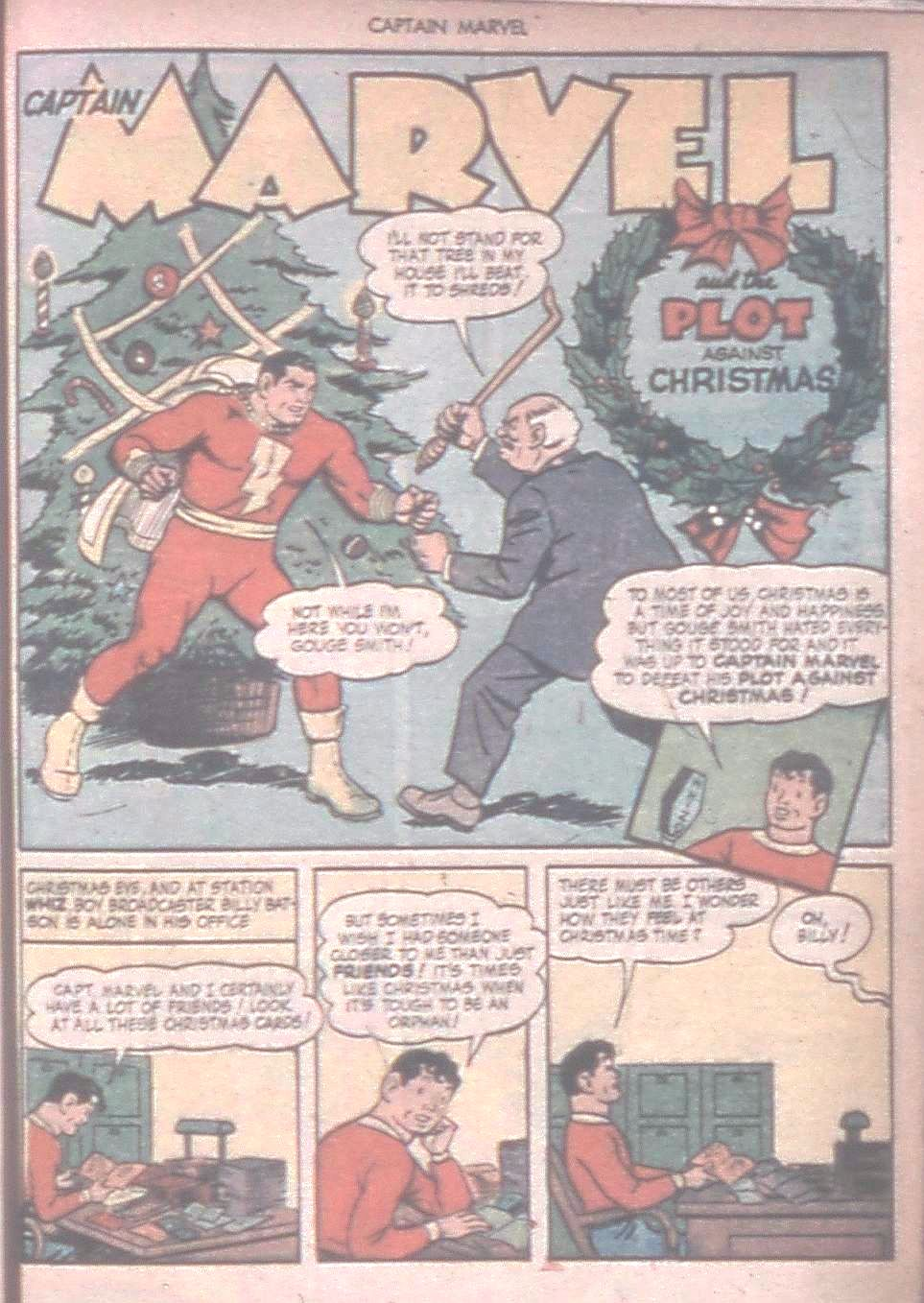 Captain Marvel Adventures issue 42 - Page 41