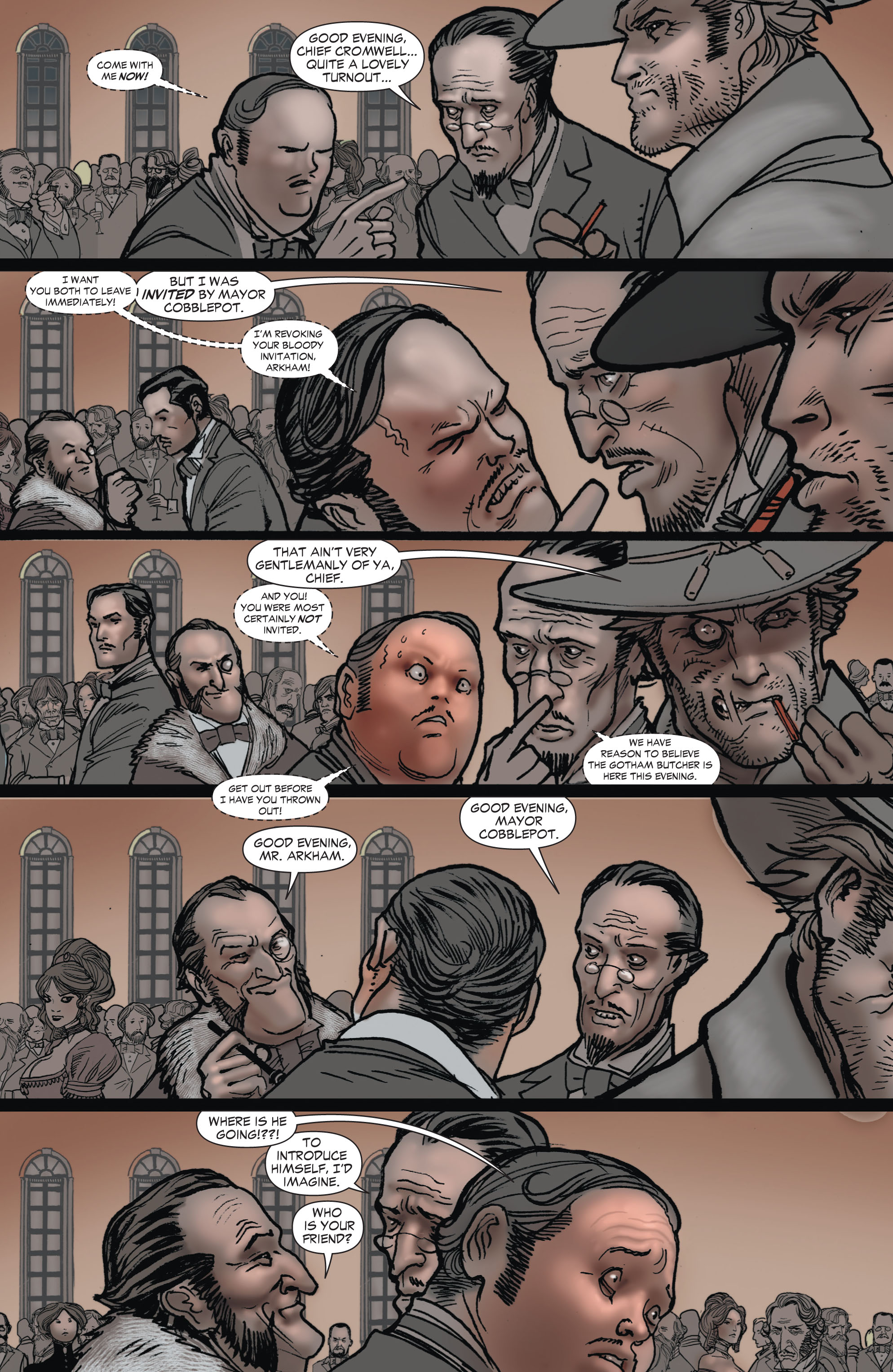 Read online All-Star Western (2011) comic -  Issue #1 - 28