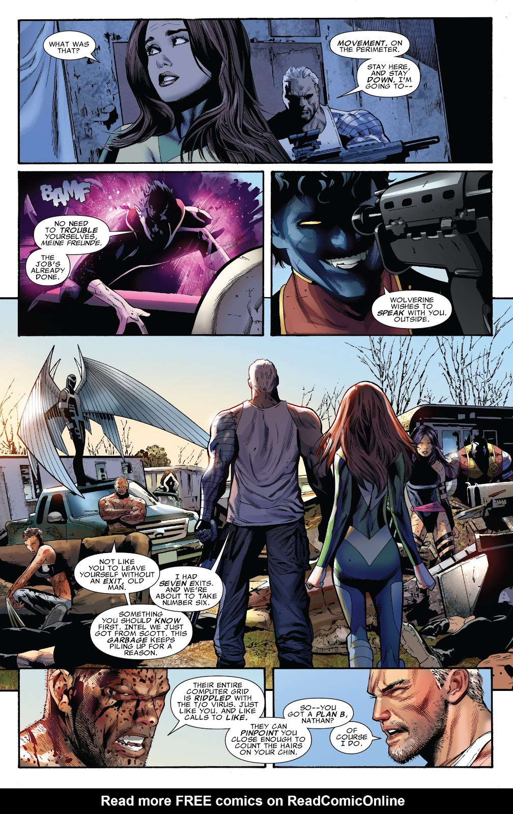 Read online X-Men: Second Coming comic -  Issue # _TPB (Part 2) - 9