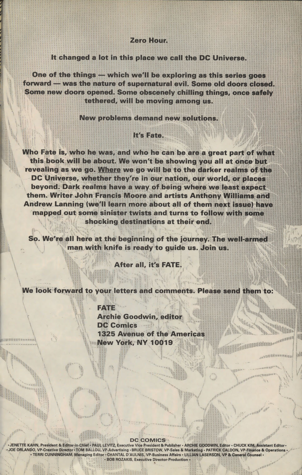 Read online Fate comic -  Issue #0 - 25