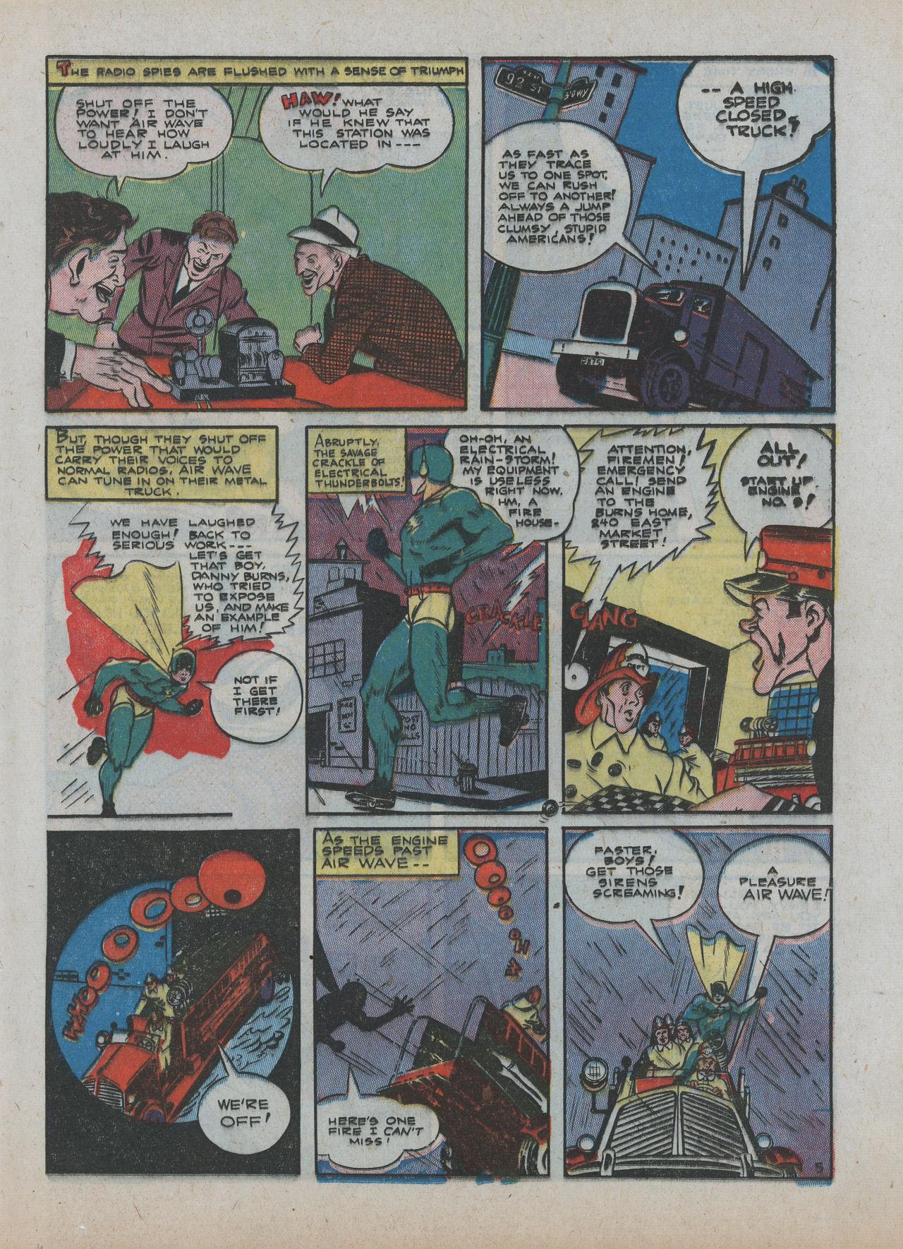 Read online Detective Comics (1937) comic -  Issue #63 - 47
