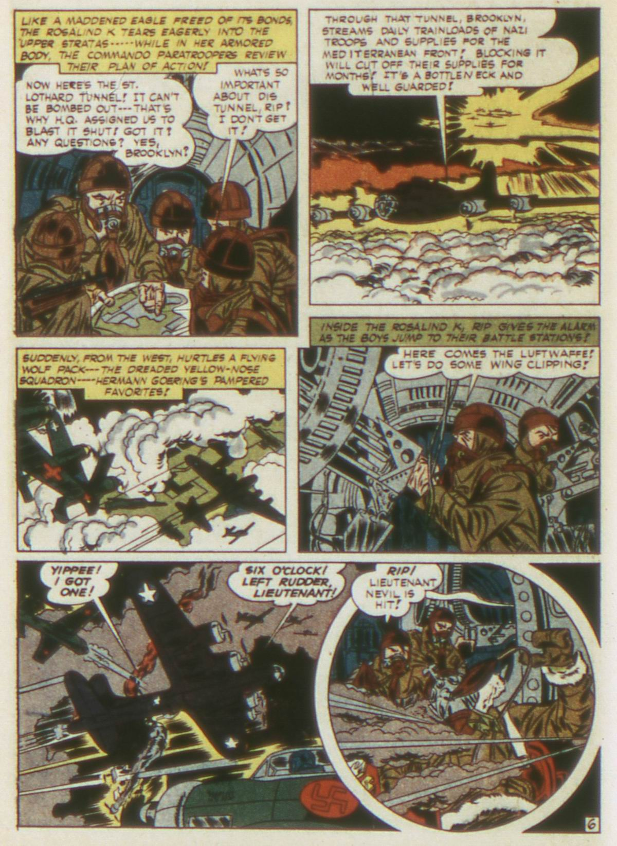 Read online Detective Comics (1937) comic -  Issue #82 - 52