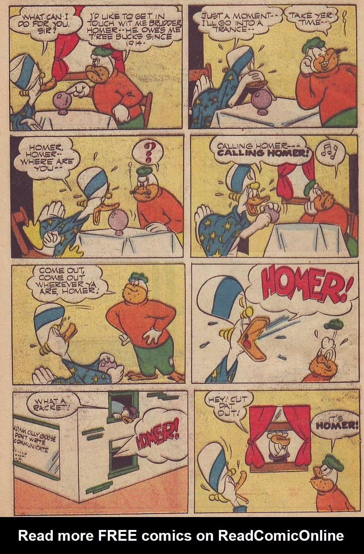Read online Animal Comics comic -  Issue #13 - 42