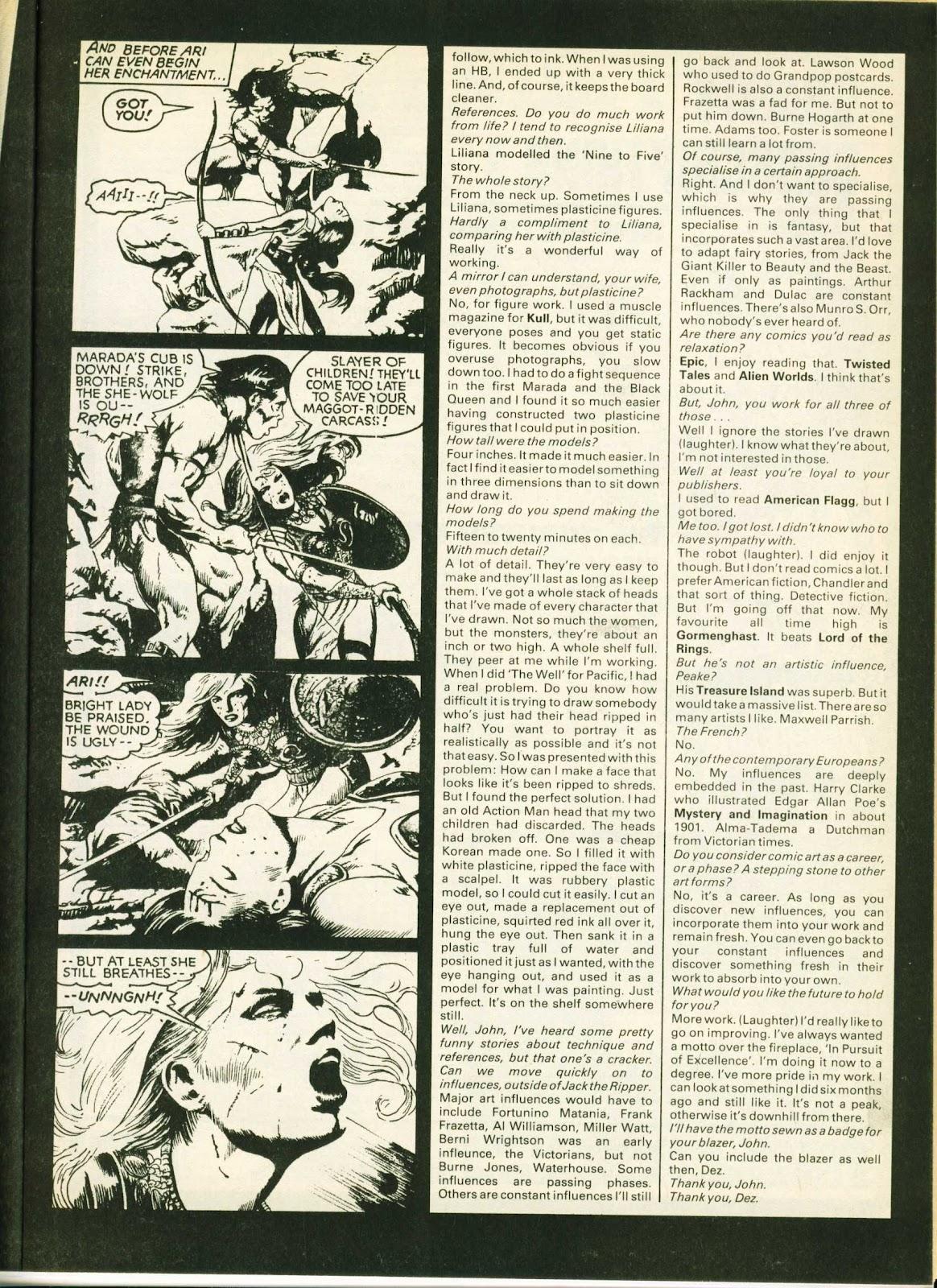 Warrior Issue #24 #25 - English 31