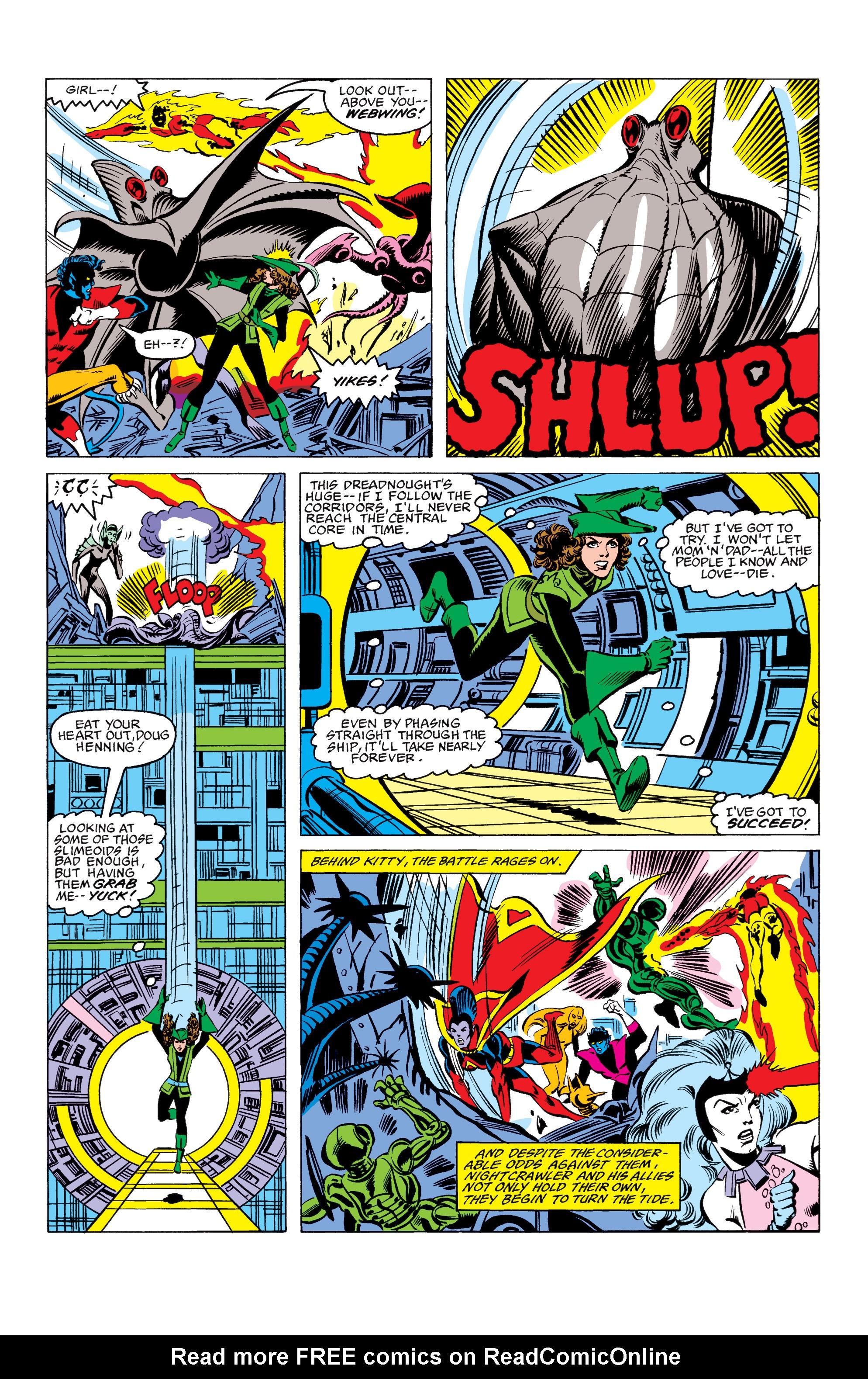 Read online Uncanny X-Men (1963) comic -  Issue #157 - 20