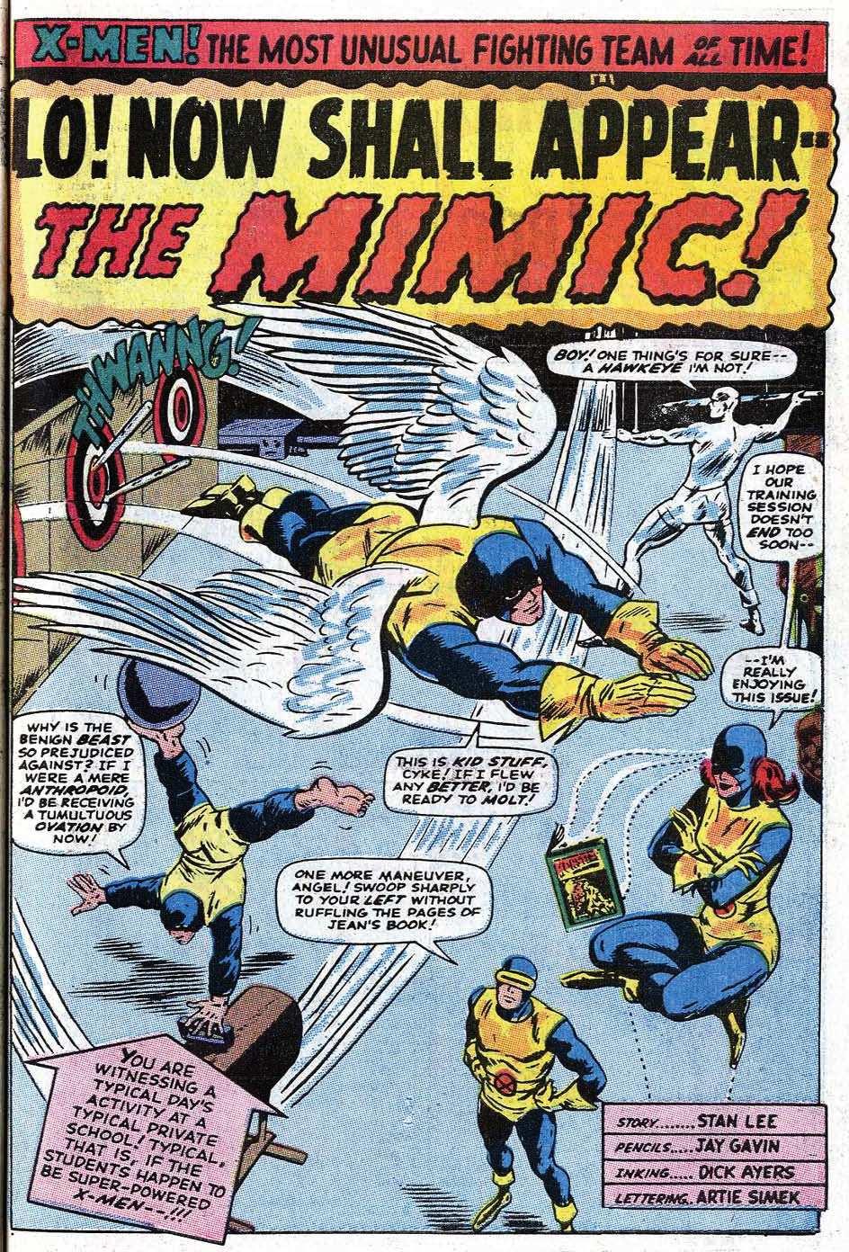 Read online Uncanny X-Men (1963) comic -  Issue #69 - 27