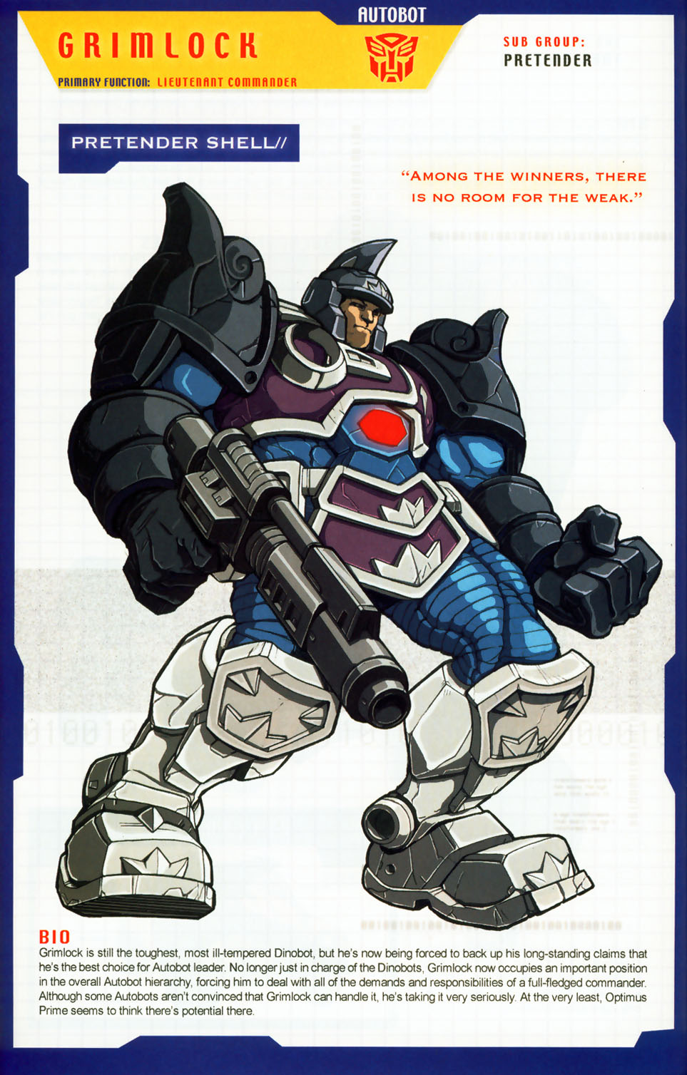 Read online Transformers: More than Meets the Eye comic -  Issue #7 - 56