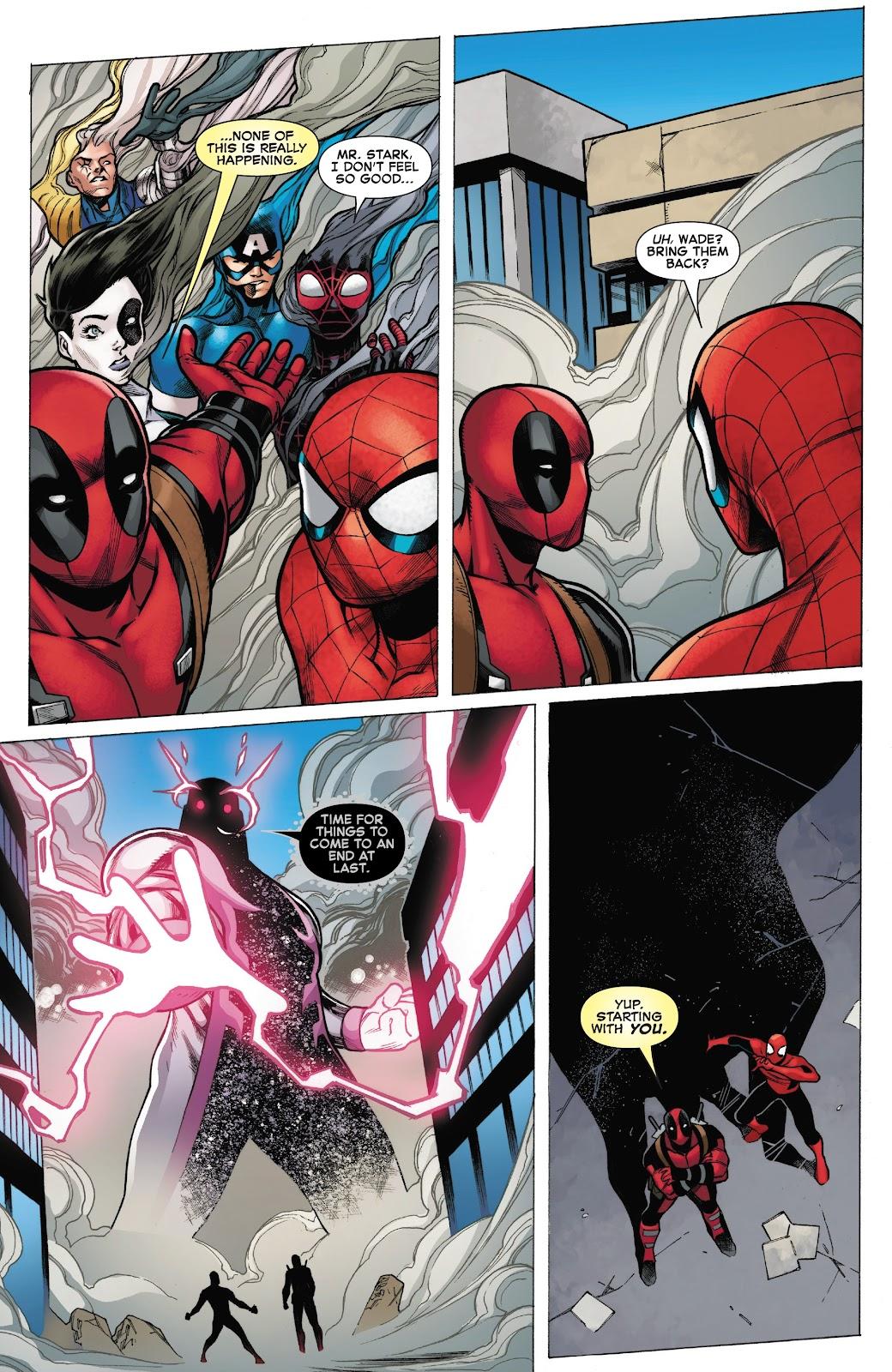 Read online Spider-Man/Deadpool comic -  Issue #50 - 22