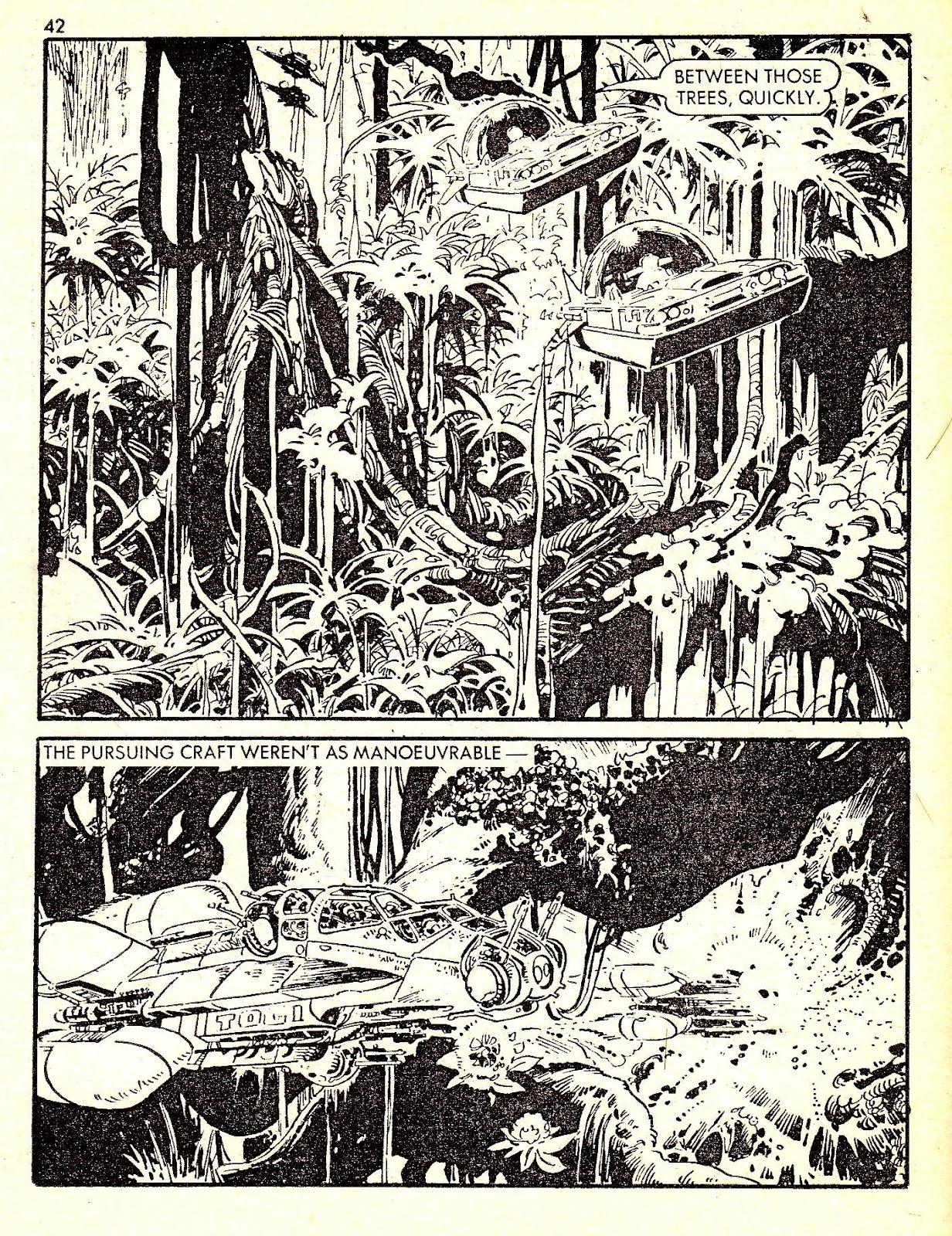 Starblazer issue 140 - Page 42