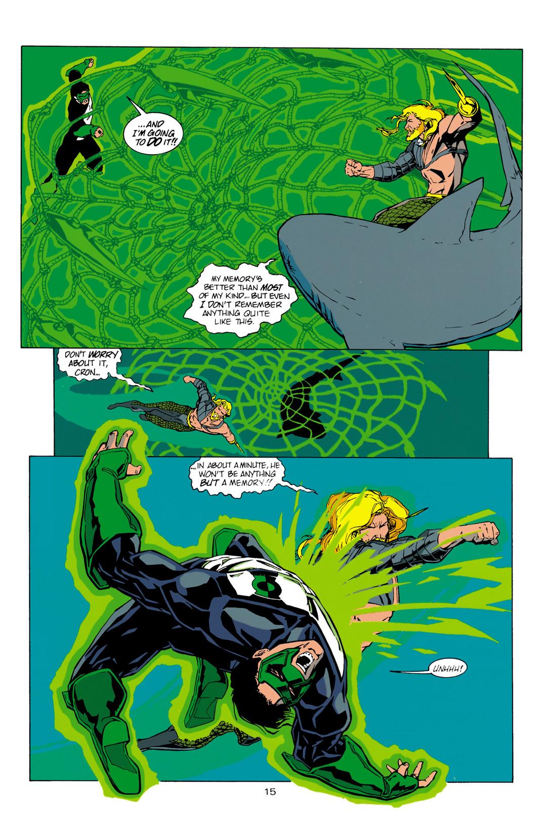 Read online Aquaman (1994) comic -  Issue #10 - 16