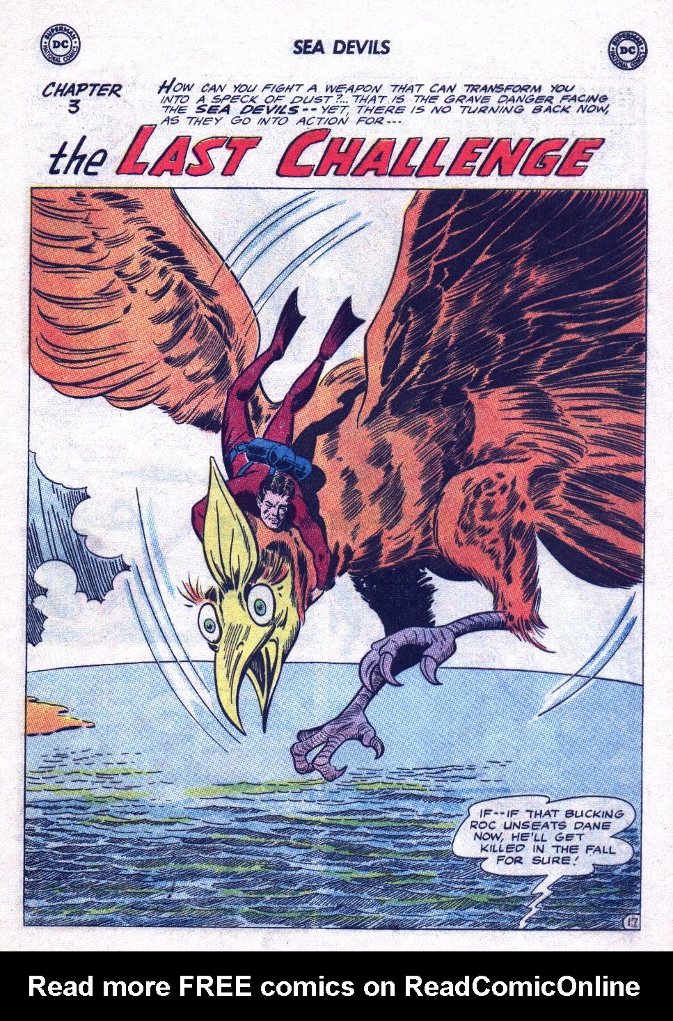 Read online Sea Devils comic -  Issue #20 - 25