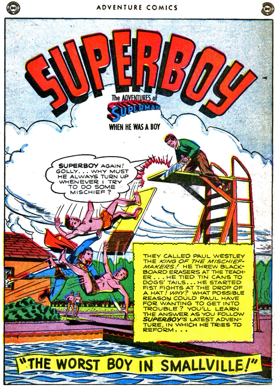 Read online Adventure Comics (1938) comic -  Issue #157 - 3