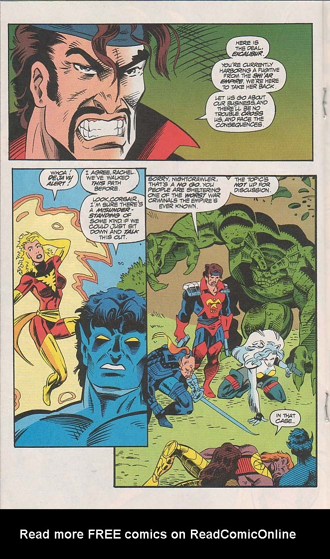 Excalibur (1988) issue 68 - Page 14