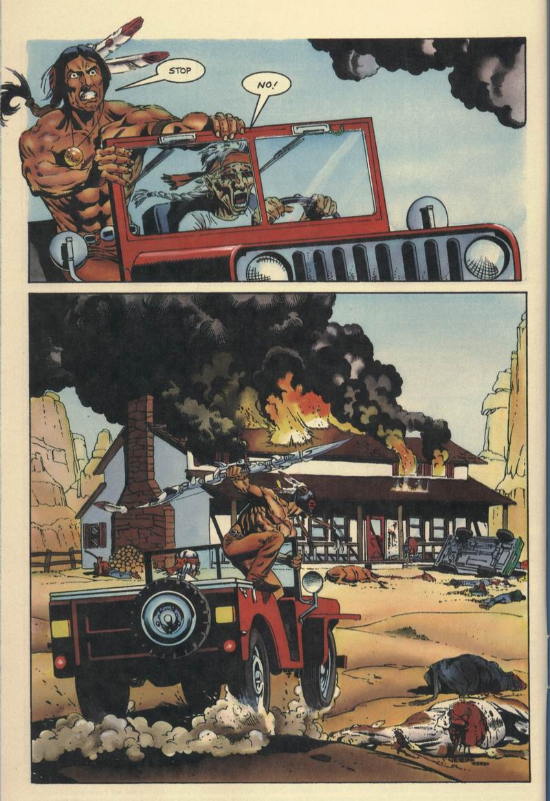 Read online Turok, Dinosaur Hunter (1993) comic -  Issue #10 - 5