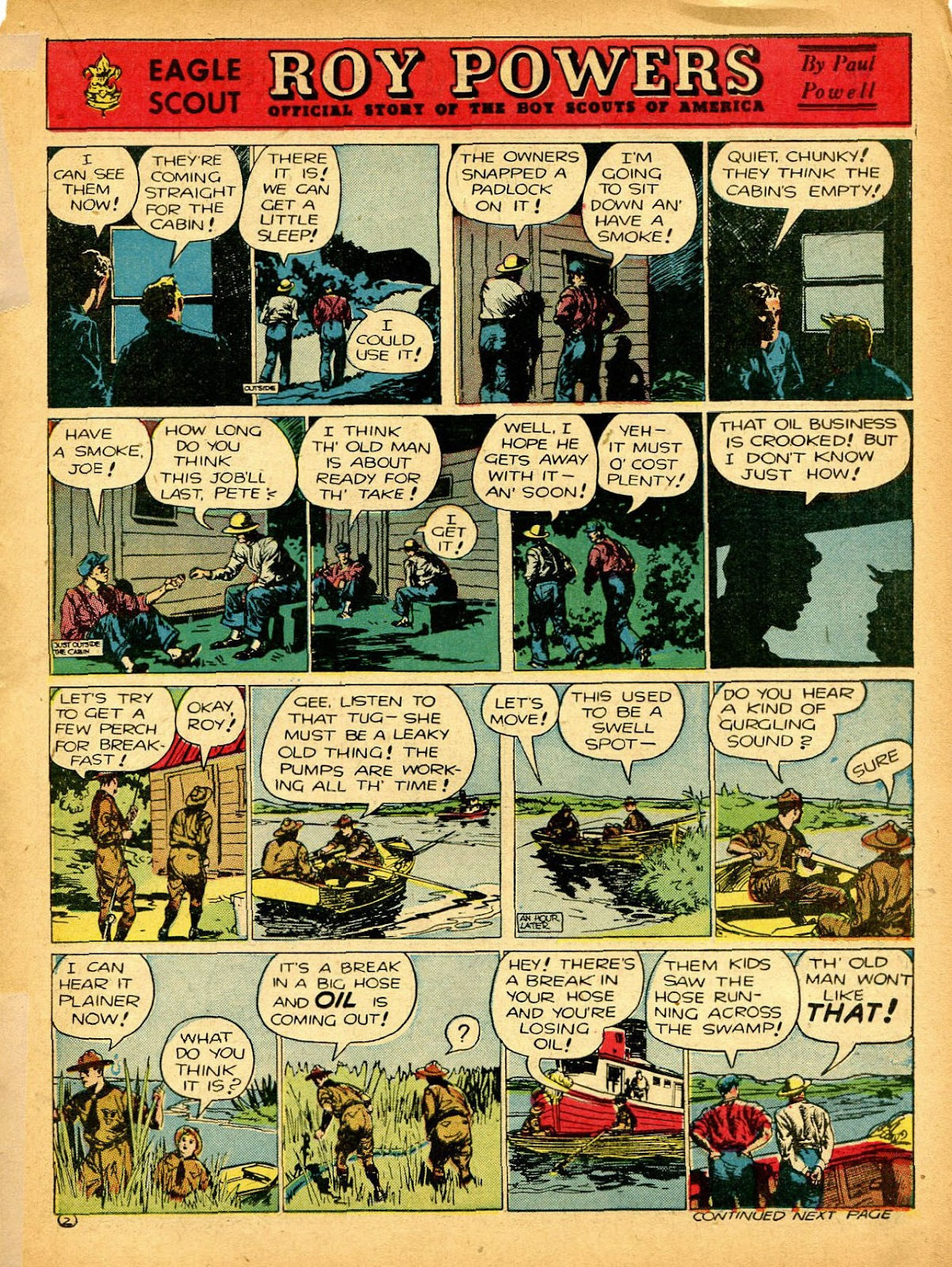 Read online Famous Funnies comic -  Issue #84 - 43