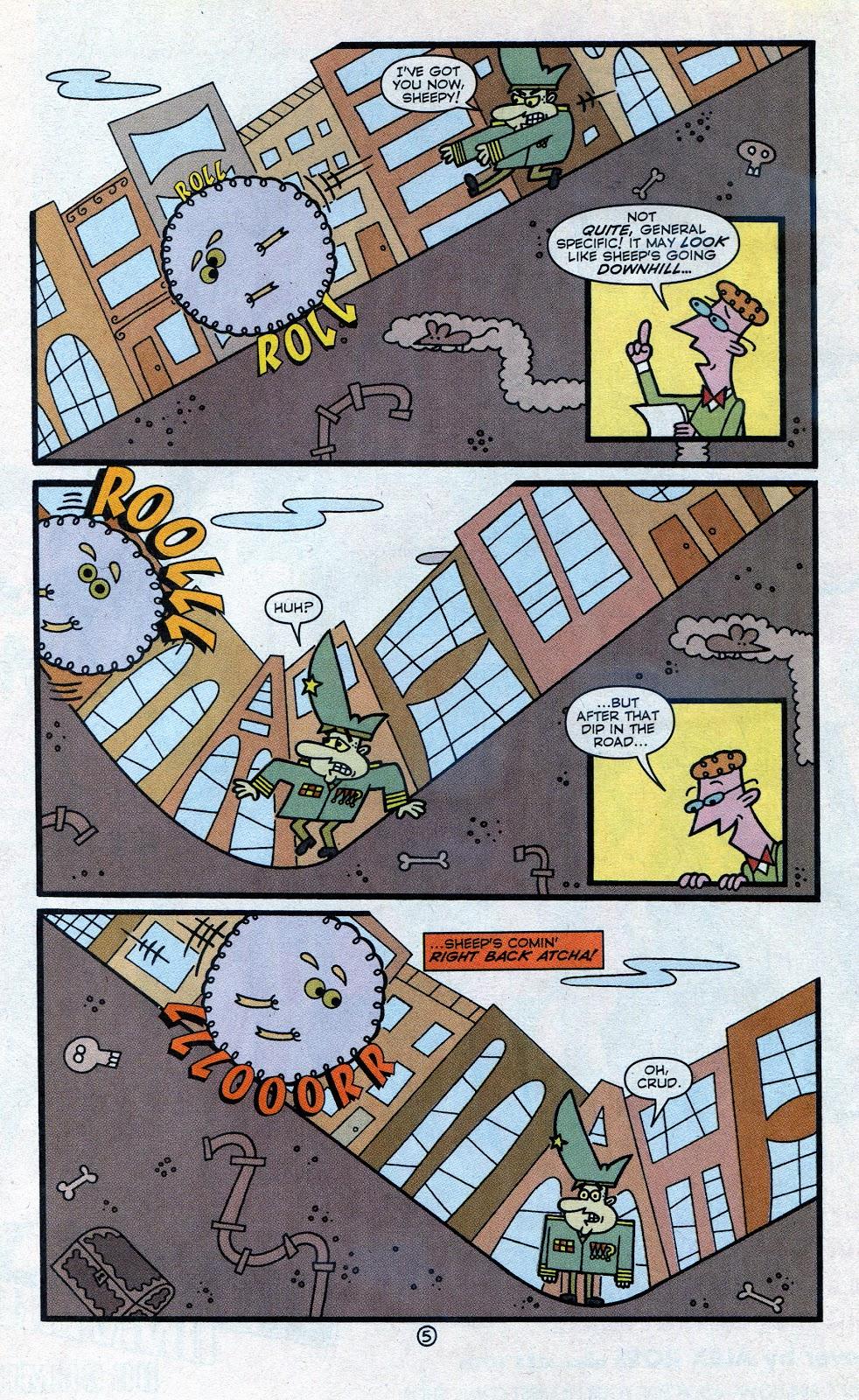 Read online Cartoon Cartoons comic -  Issue #4 - 29