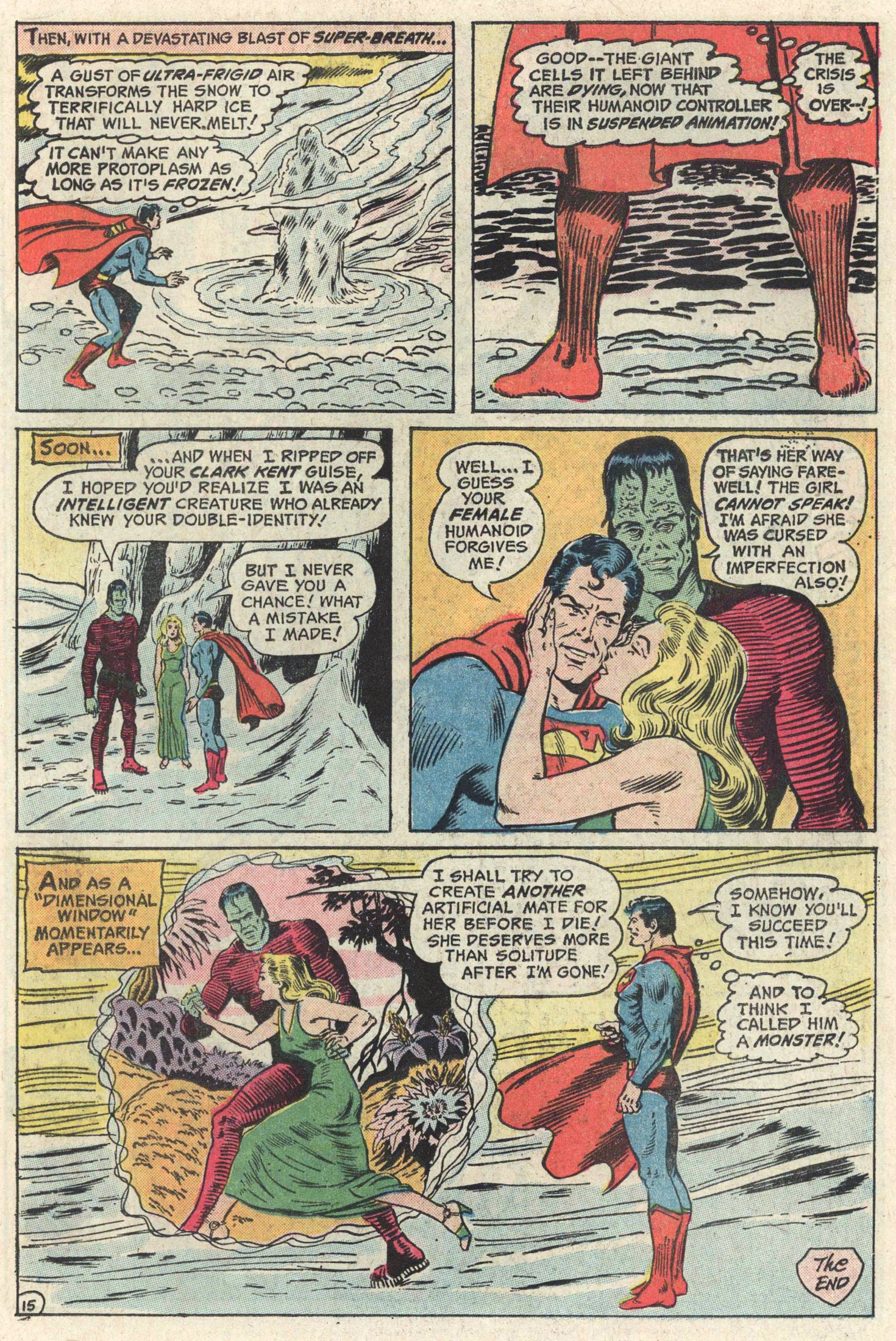 Read online Action Comics (1938) comic -  Issue #415 - 18