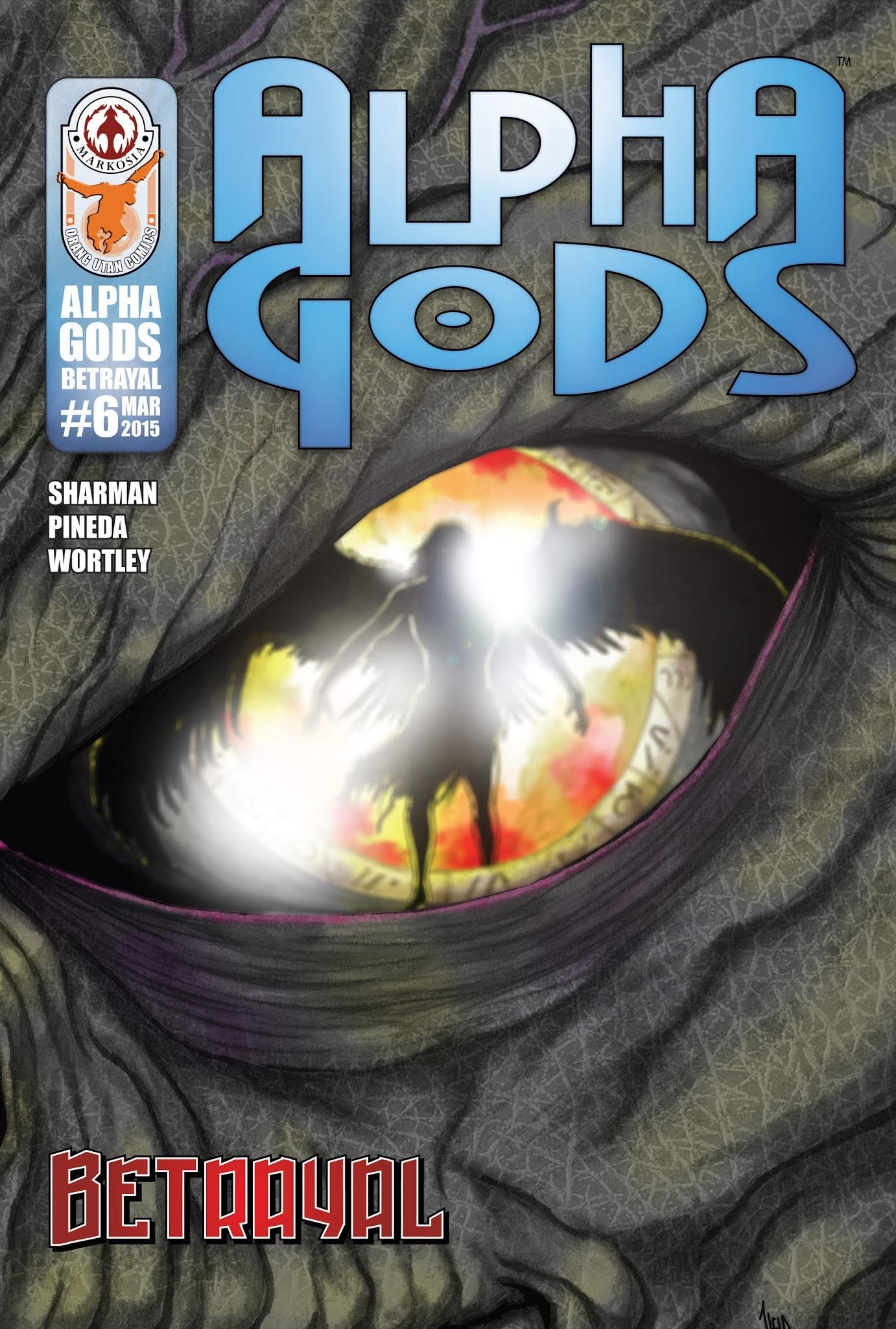 Alpha Gods 6 Page 1